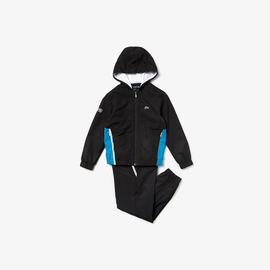 Boys' SPORT Two-Tone Tennis Track Suit