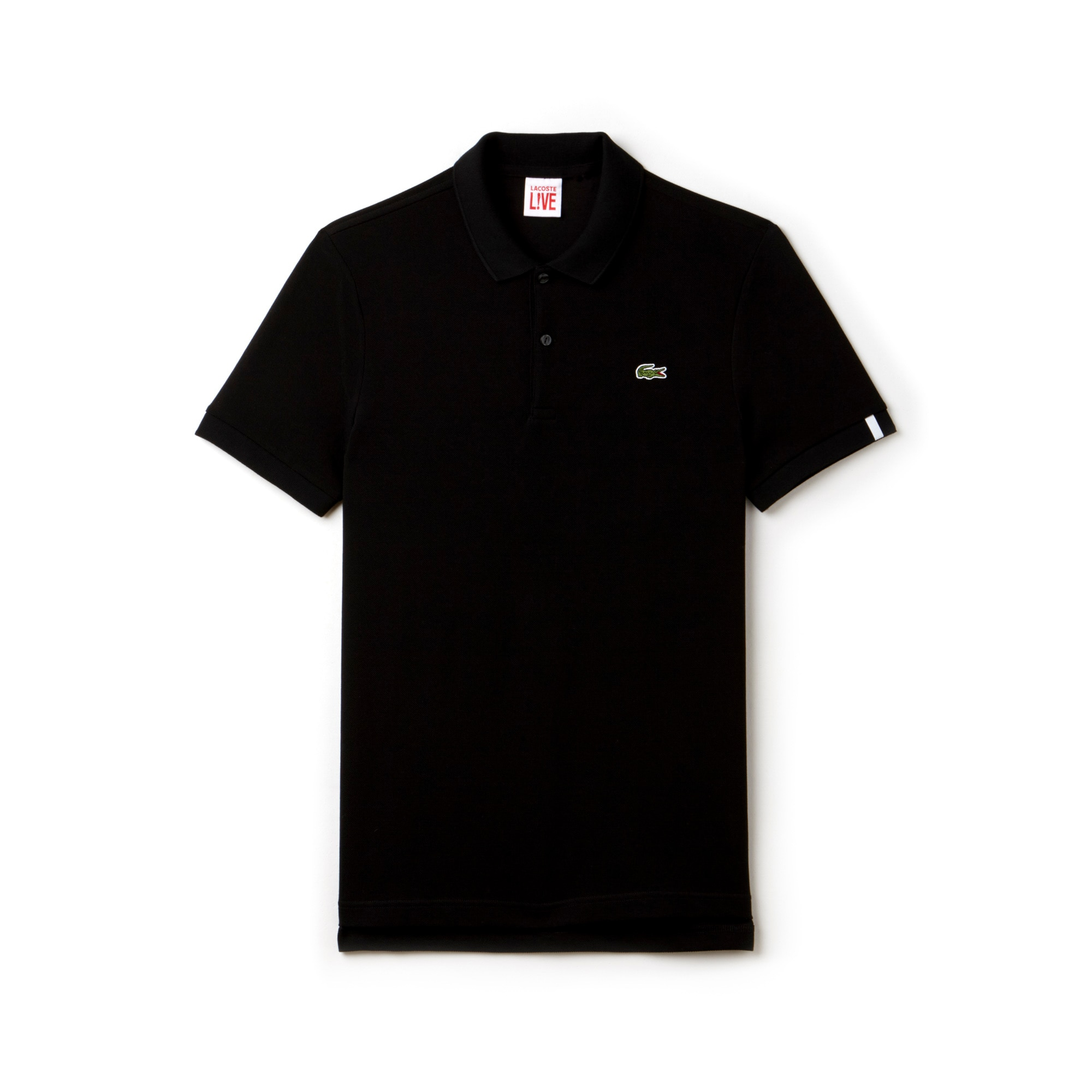 Unisex L!VE Ultra Slim Fit Piqué Polo Shirt