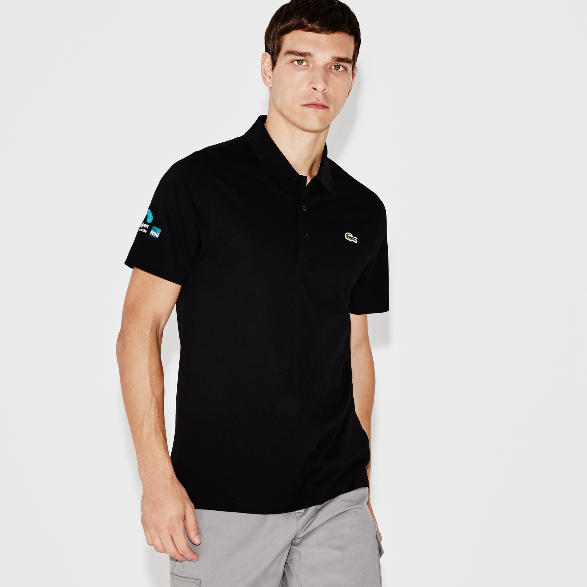 Men's SPORT Miami Open Ultra-Light Cotton Tennis Polo