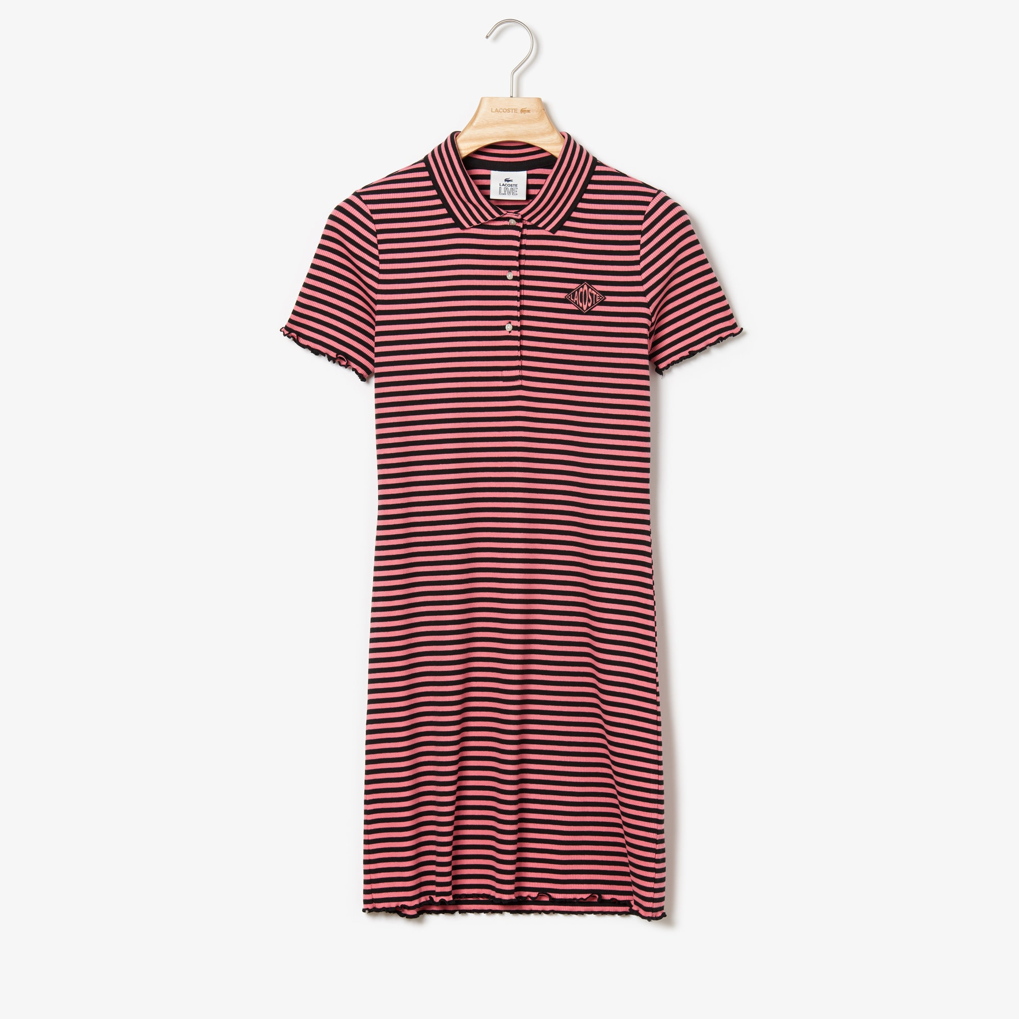 Women's LIVE Polo Dress
