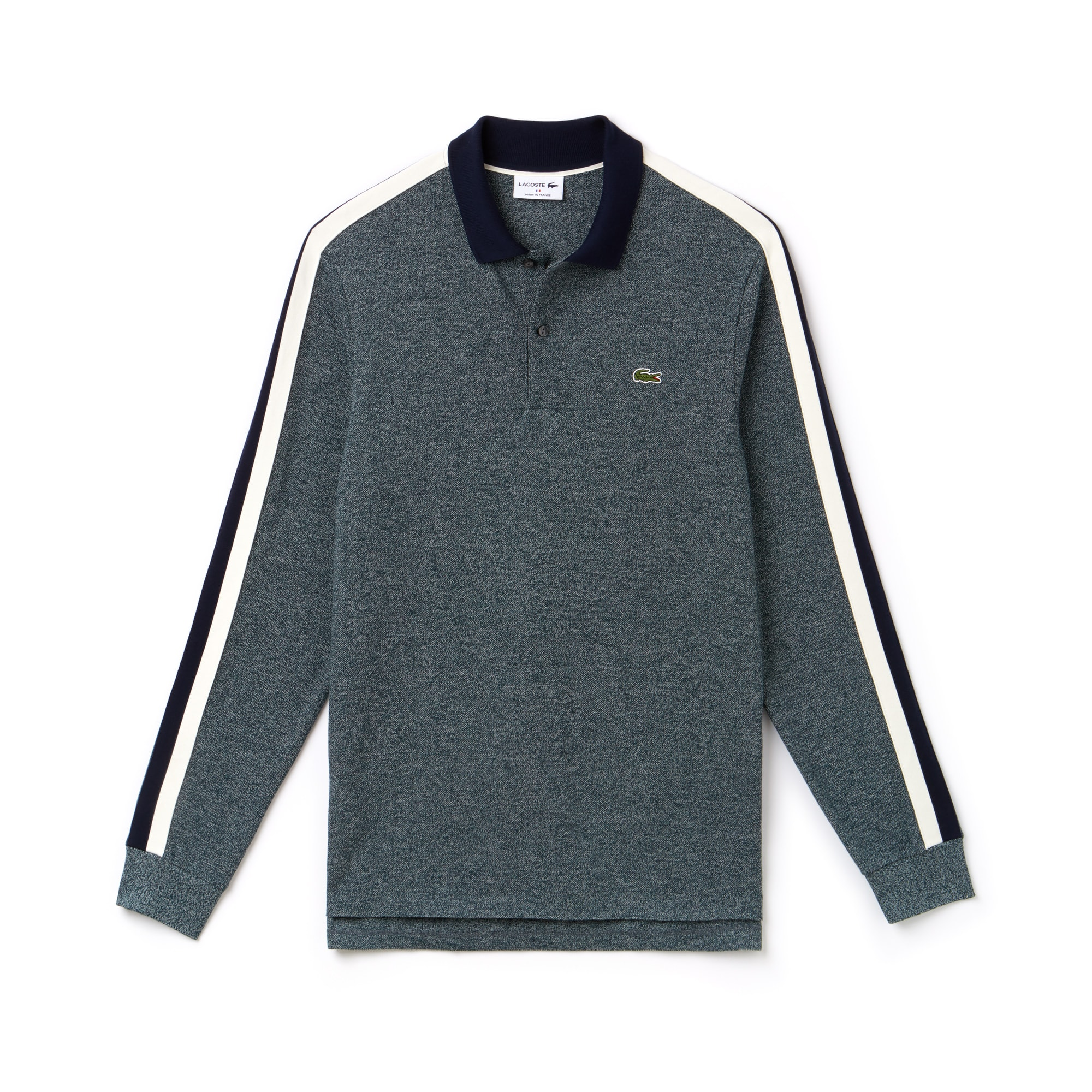 Piqué In France Regular Lacoste I4ovyfqnow Made Fit Men's Polo wN8nm0vO