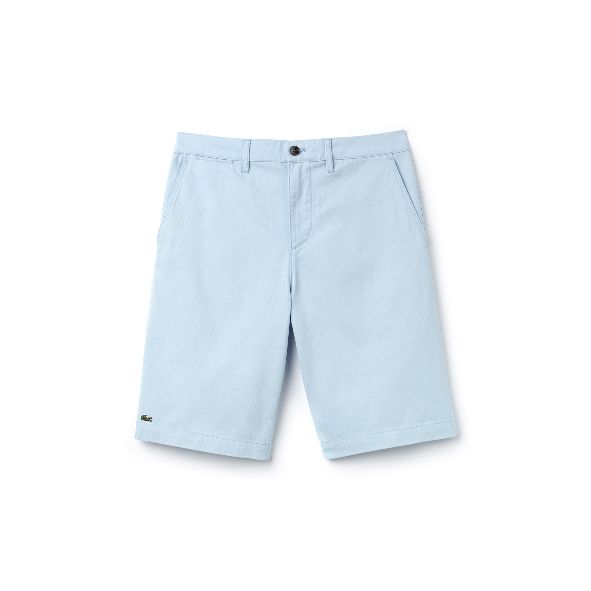 라코스테 반바지 Lacoste Mens Regular Fit Bermuda Shorts,rill