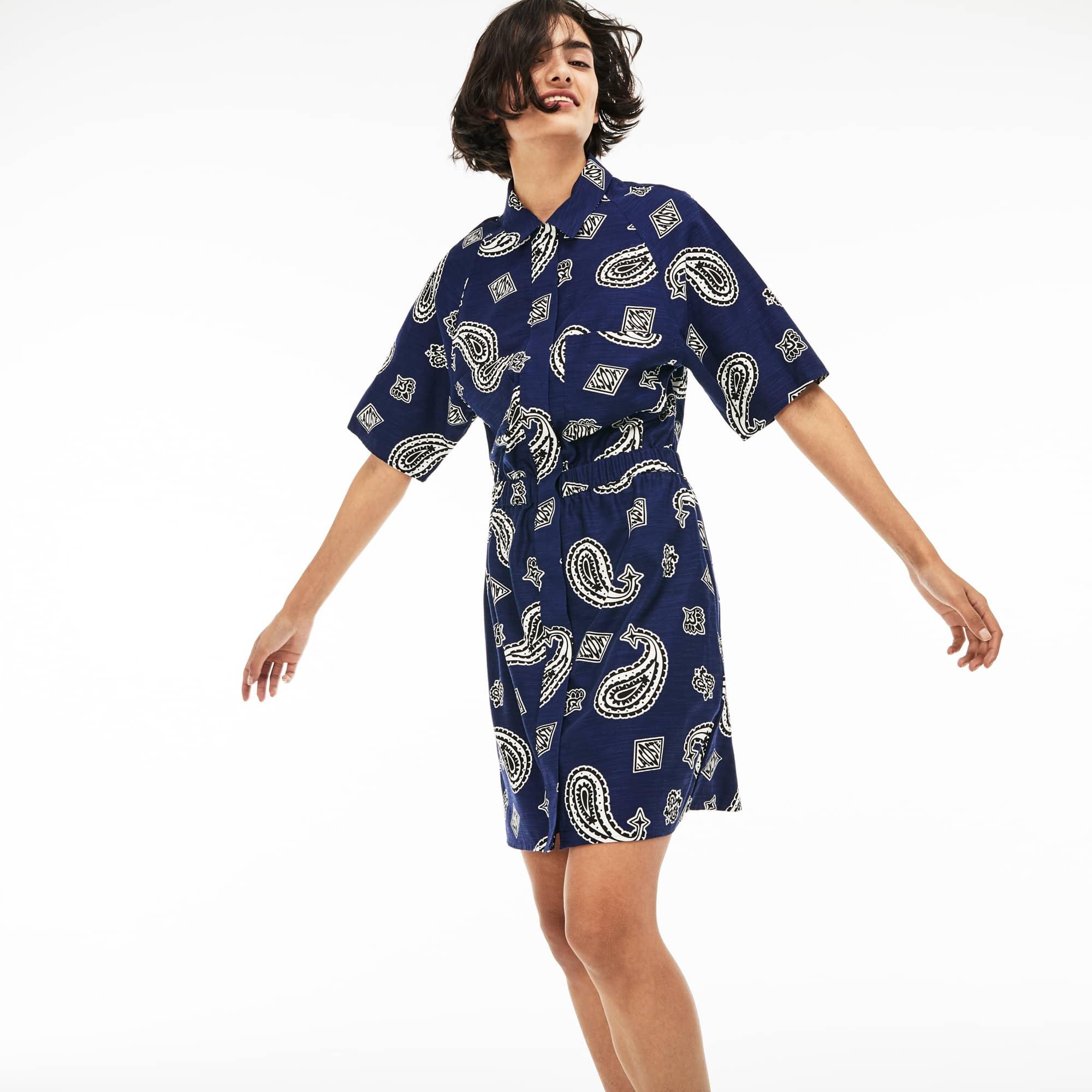b3da16f5f1f Women s LIVE Canvas Shirt Dress