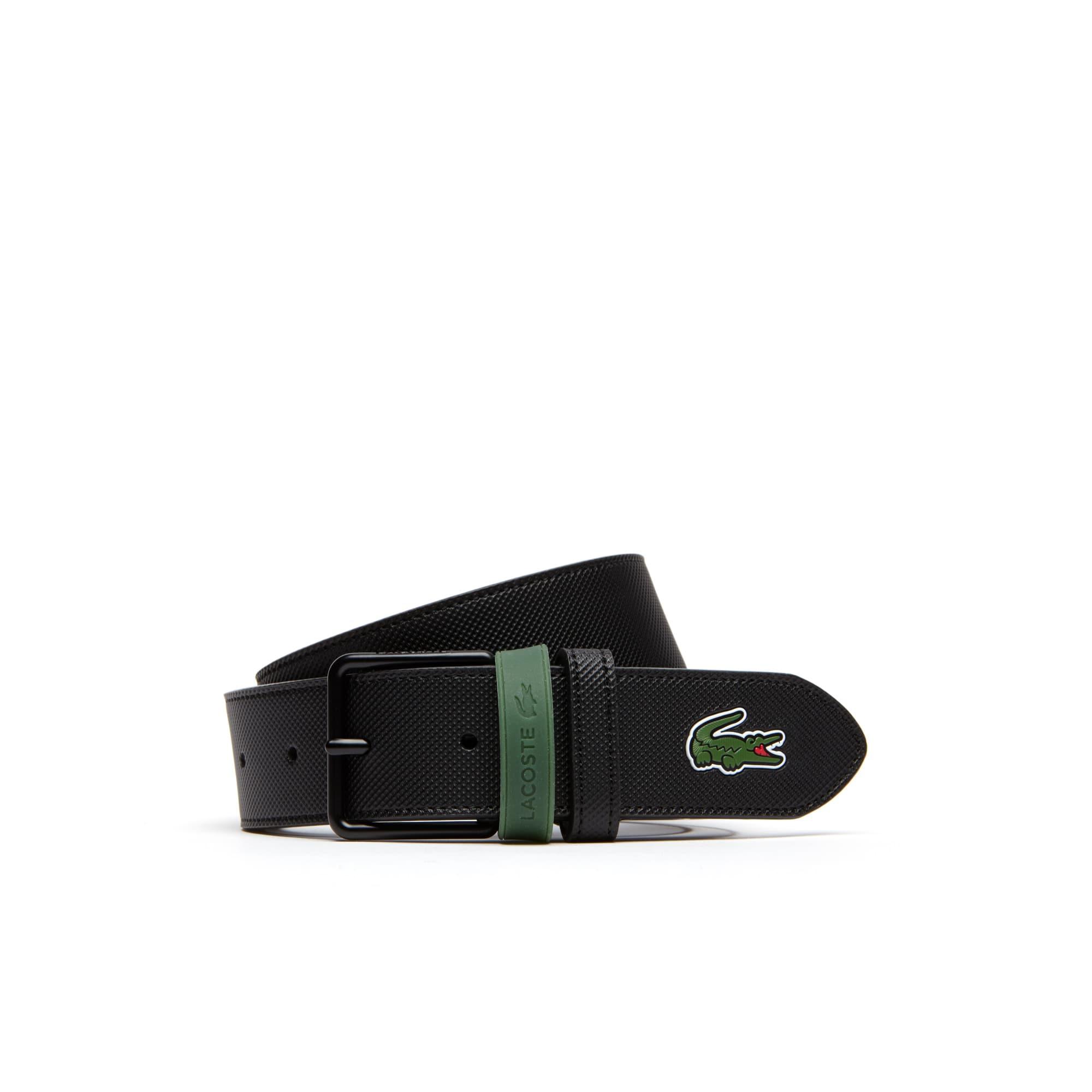Men's L.12.12 Concept Fine Piqué Belt