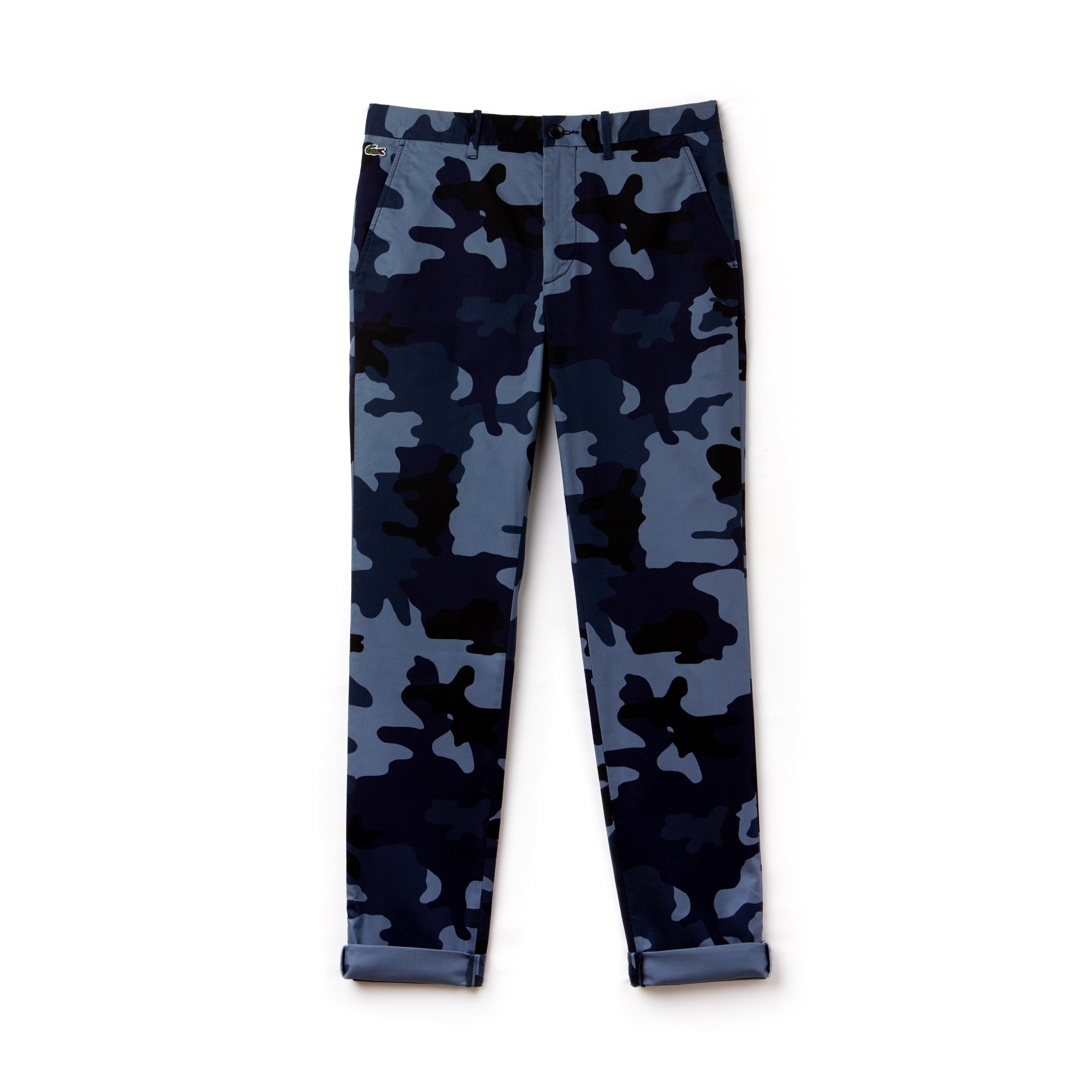 Men's LIVE Print Twill Chino Pants