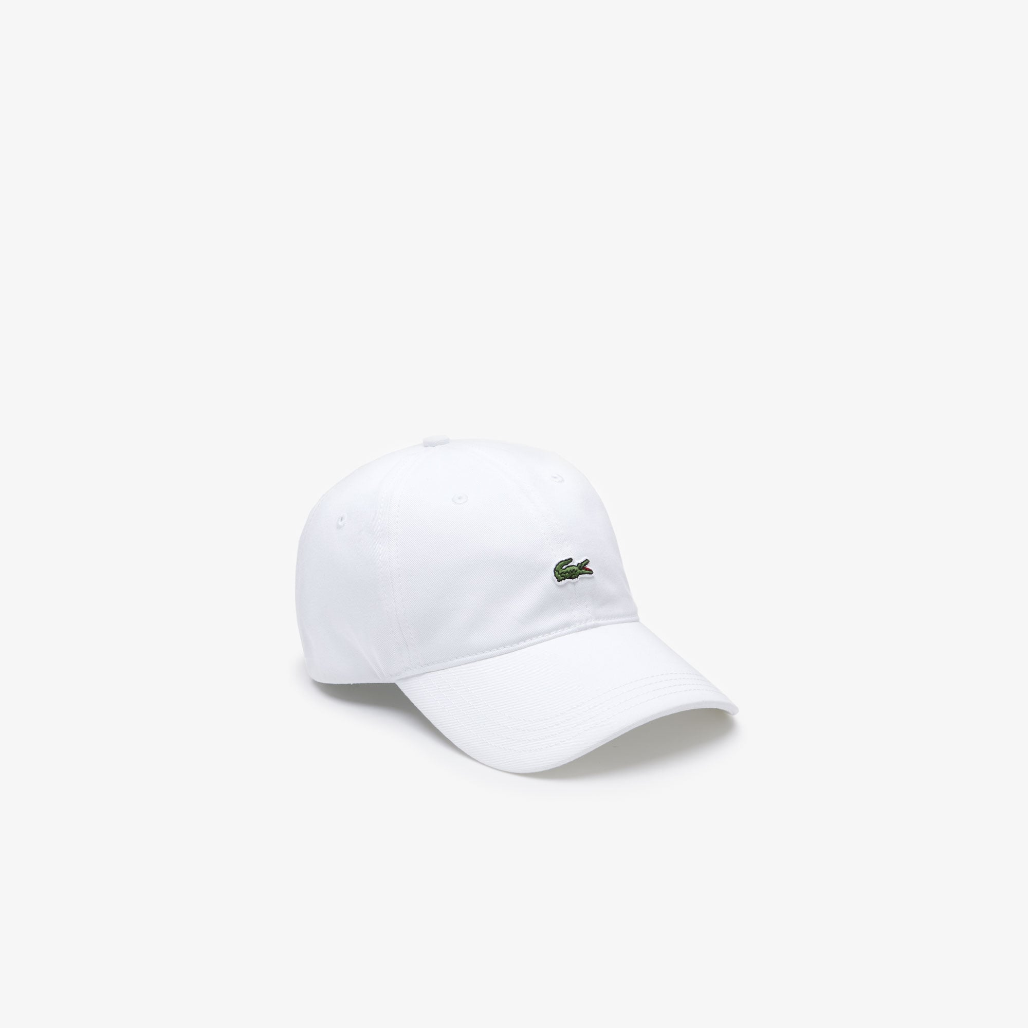 Men's Contrast- Strap Cotton Twill Cap