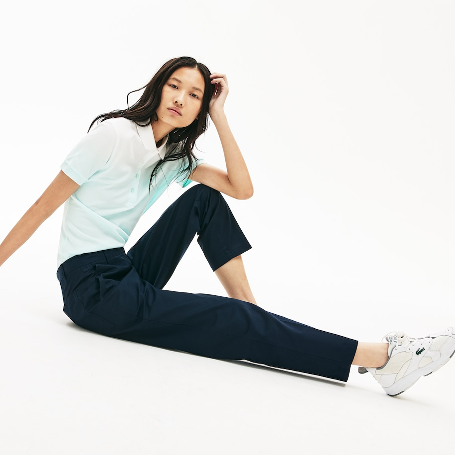 Women's Relaxed Fit Cotton Chinos