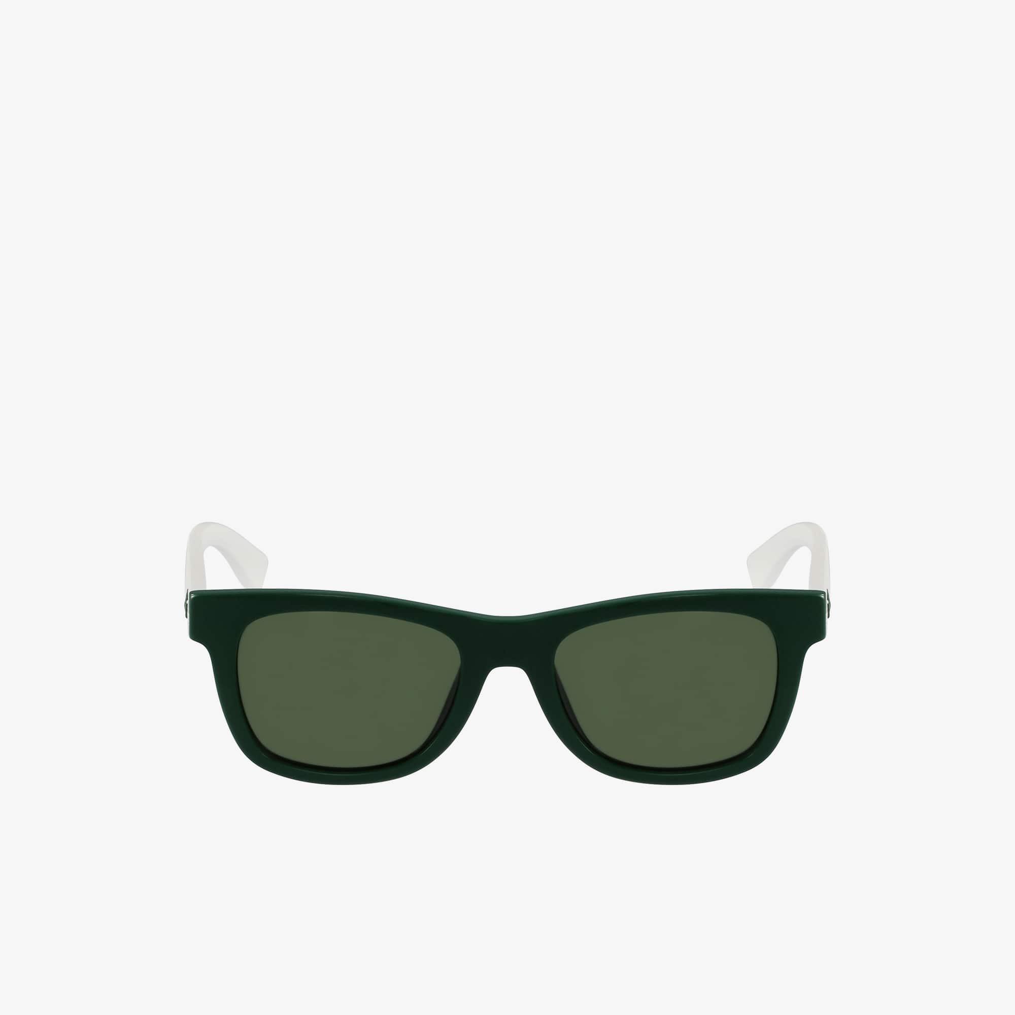 Unisex Tween's Plastic Square L.12.12 Sunglasses