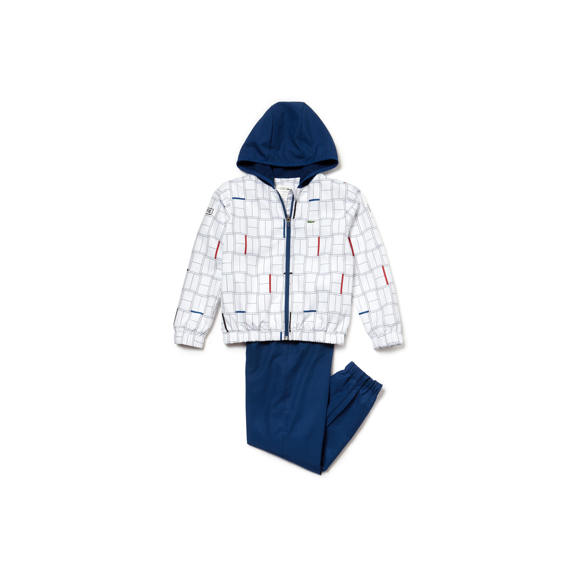 Boys' SPORT Print Tracksuit - Novak Djokovic Collection
