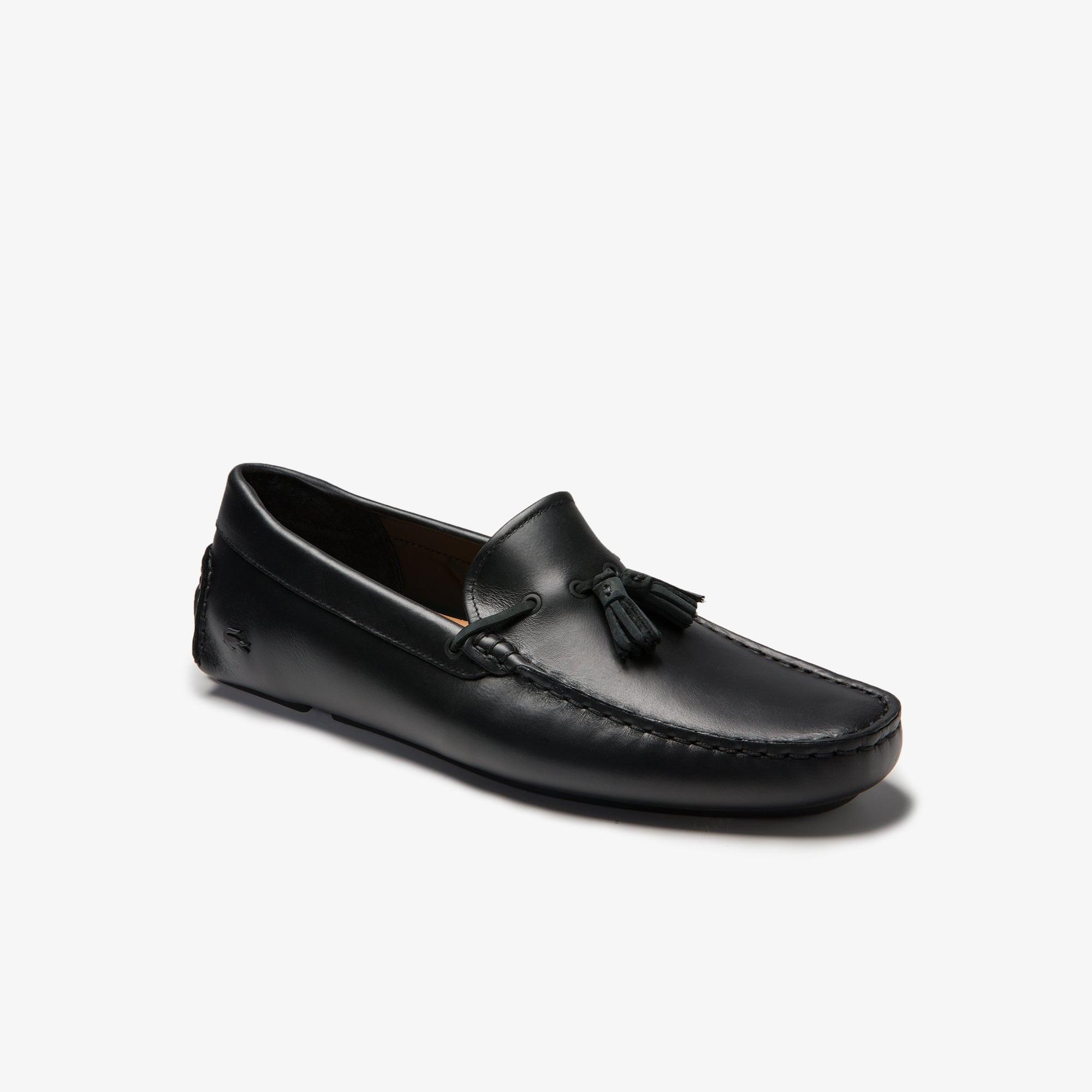 Lacoste Mens Dress Piloter Tassel Loafer