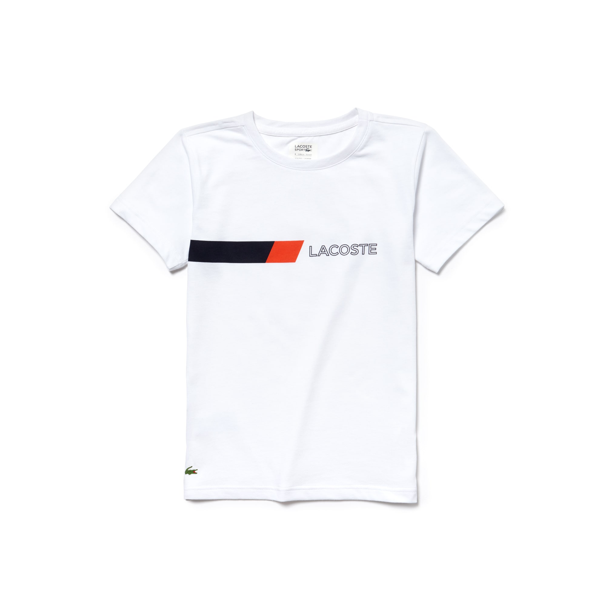 Boys'  SPORT Tennis Colorblock Accent Jersey T-shirt