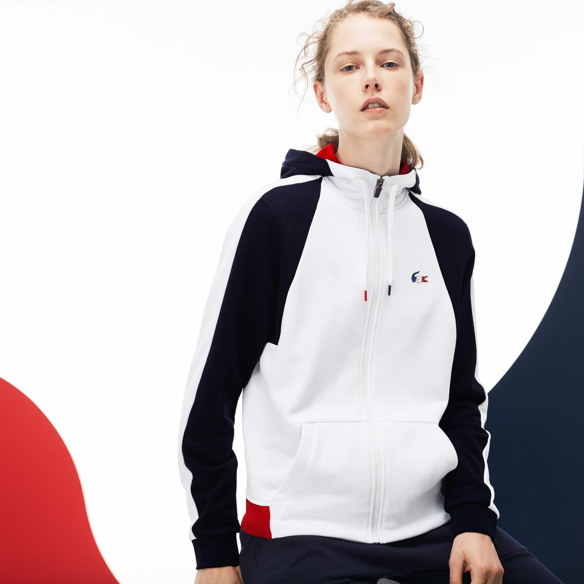 Women's French Sporting Spirit Edition Colorblock Fleece Sweatshirt