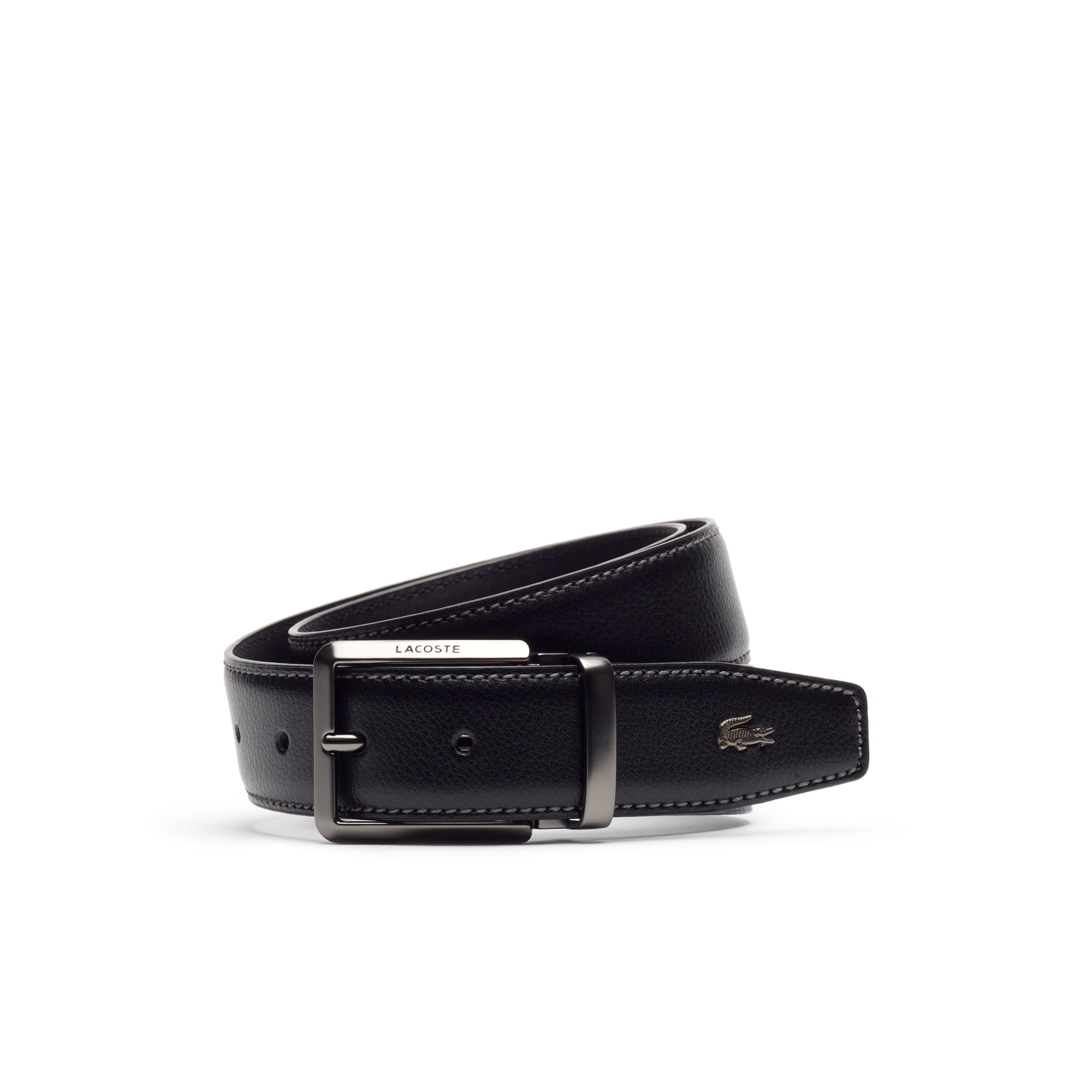 MEN'S STITCH EDGED BELT