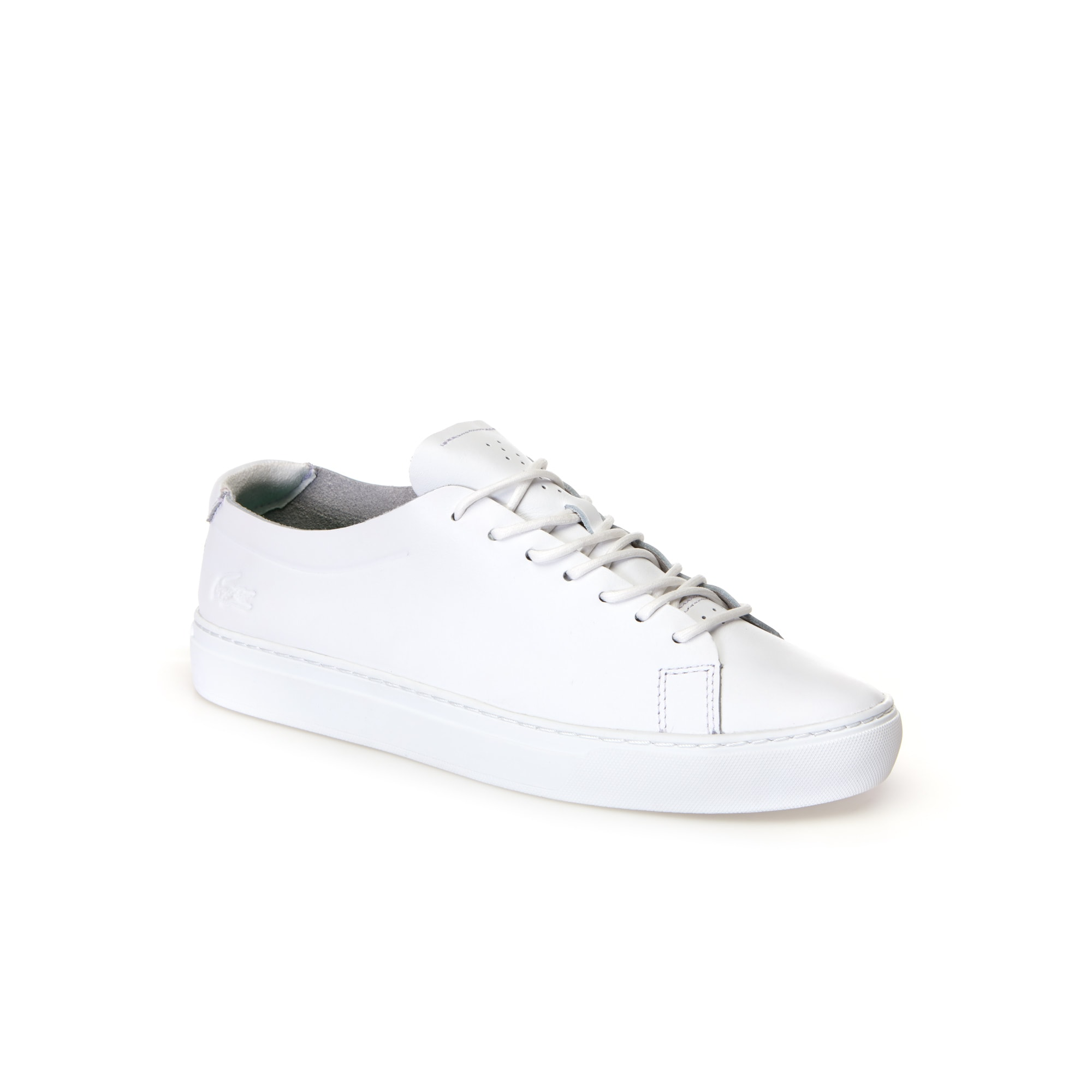 Men's L.12.12 UNLINED Aniline Leather Trainers
