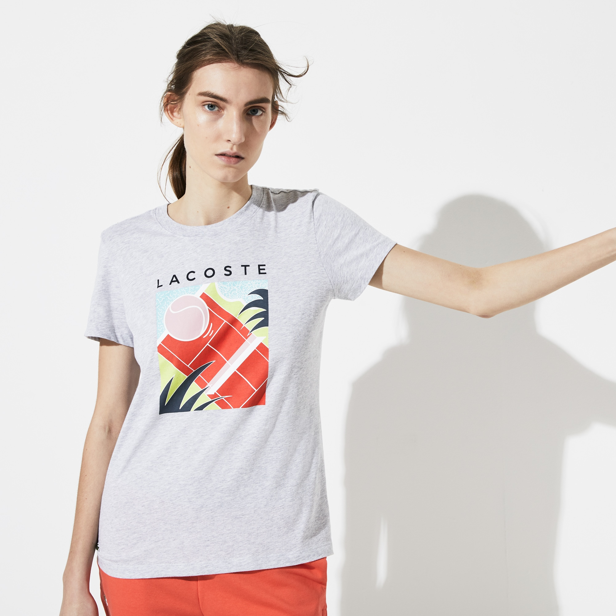 2fc687a92eed Women's T Shirts | Lacoste T Shirts for Women | LACOSTE