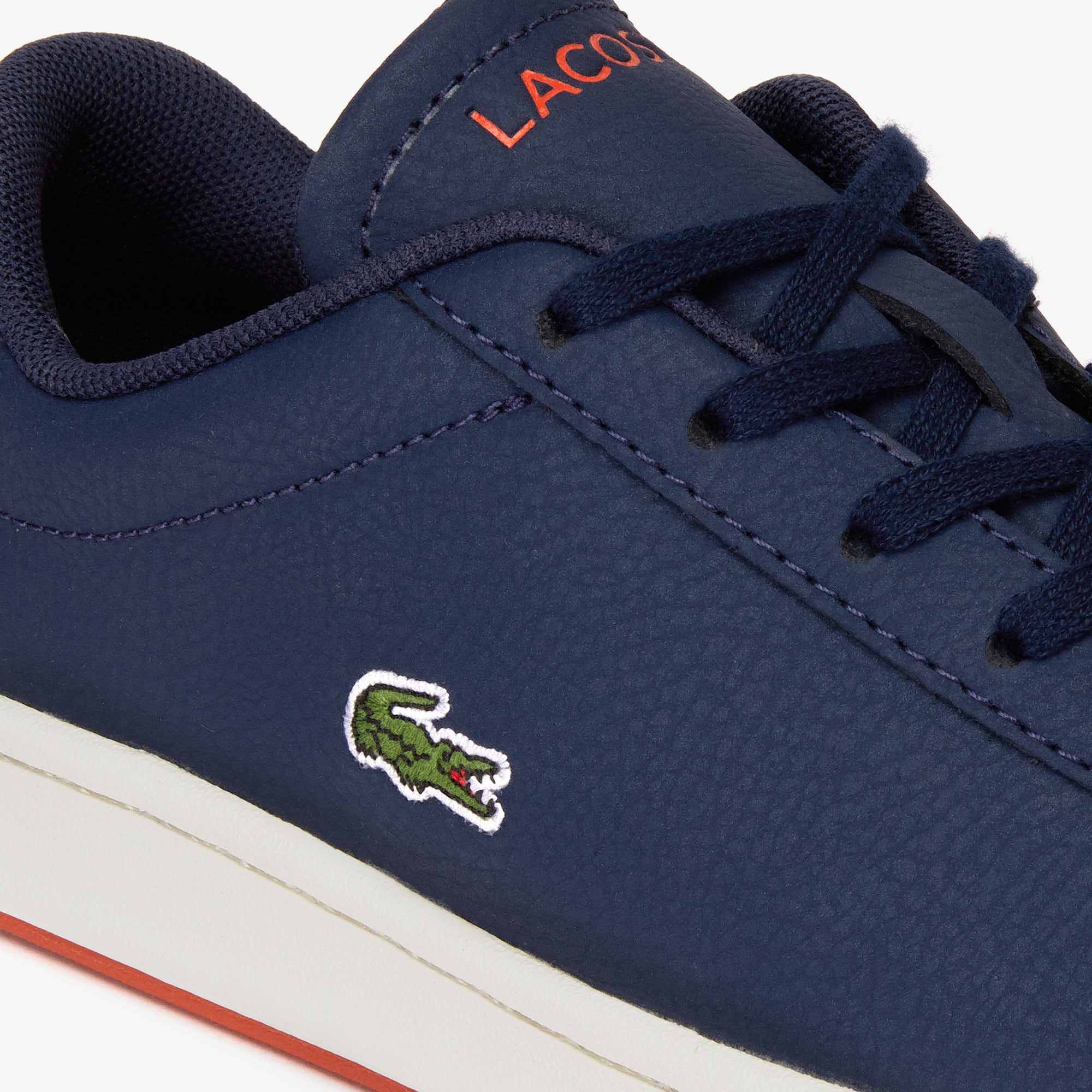 Kid's Masters Leather Sneakers