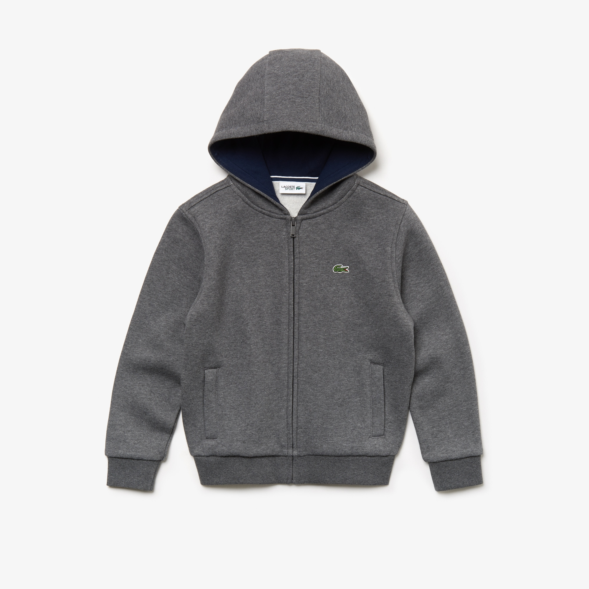 Boys' SPORT Full-Zip Fleece Hoodie