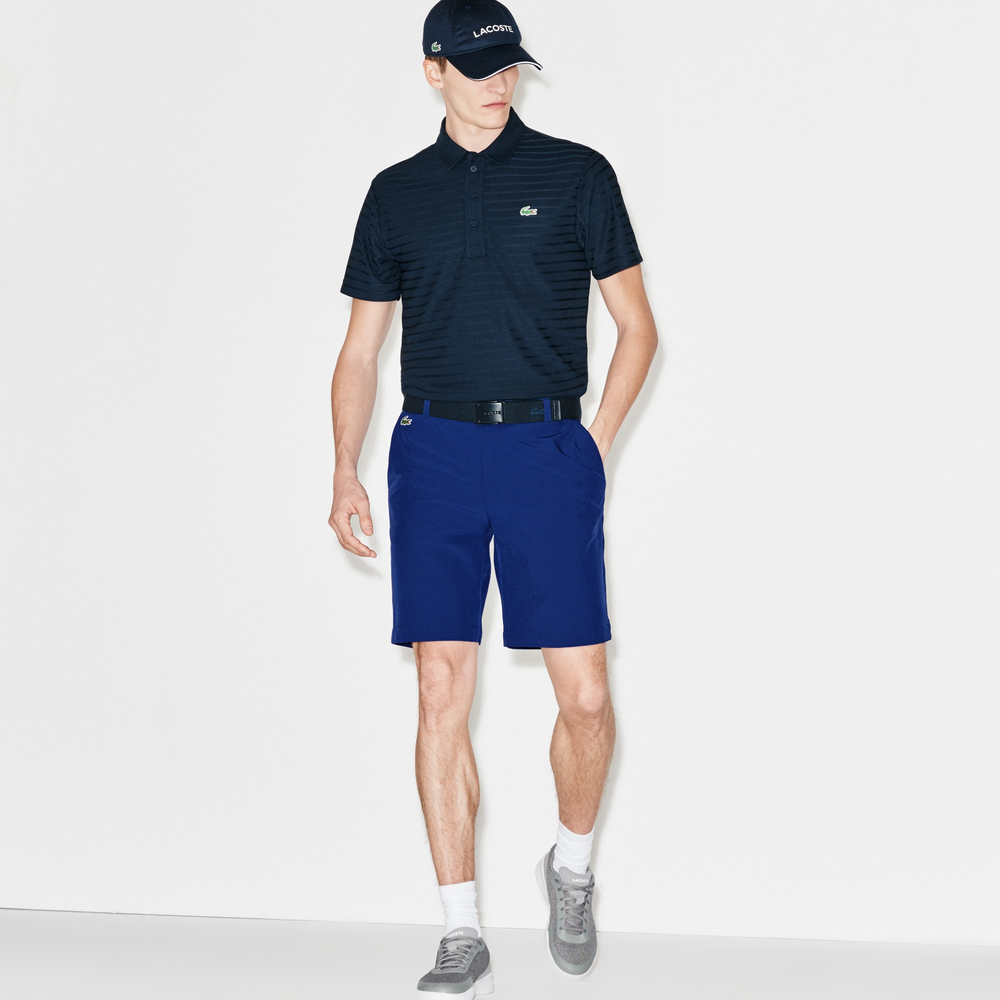 Men's  SPORT Golf Stretch Bermudas