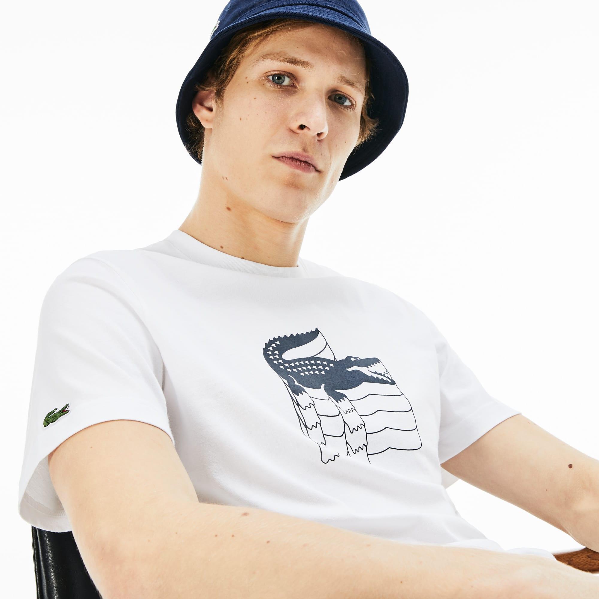 72ec3e93c Men's T Shirts | Lacoste T Shirts | LACOSTE