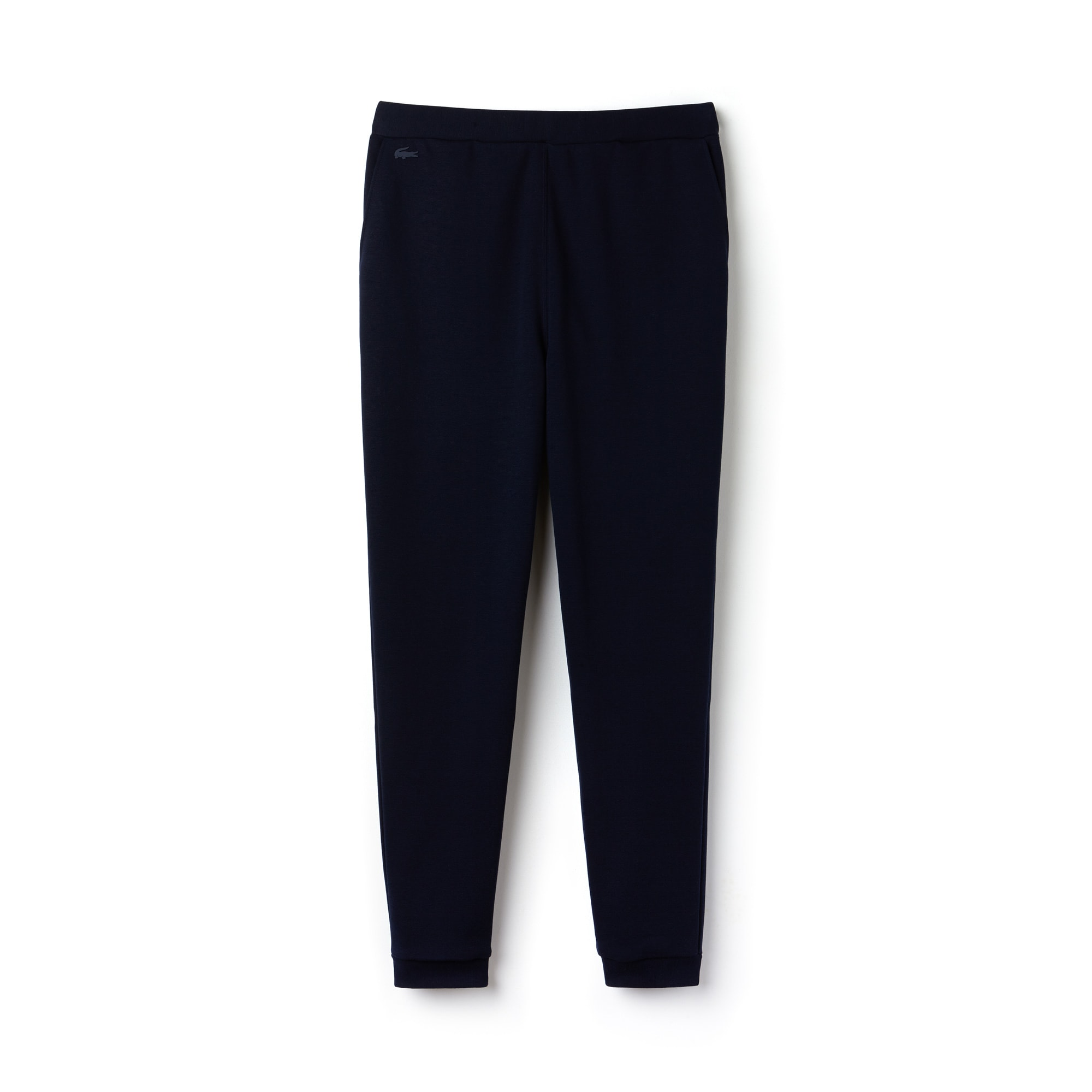 라코스테 조거 팬츠 Lacoste Mens Milano Cotton Urban Jogging Pants,NAVY BLUE