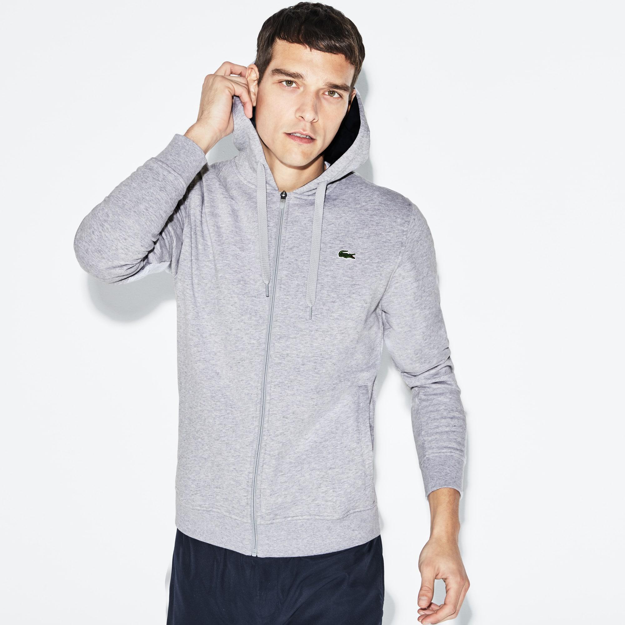 Men's SPORT Miami Open Hooded Fleece Tennis Sweatshirt