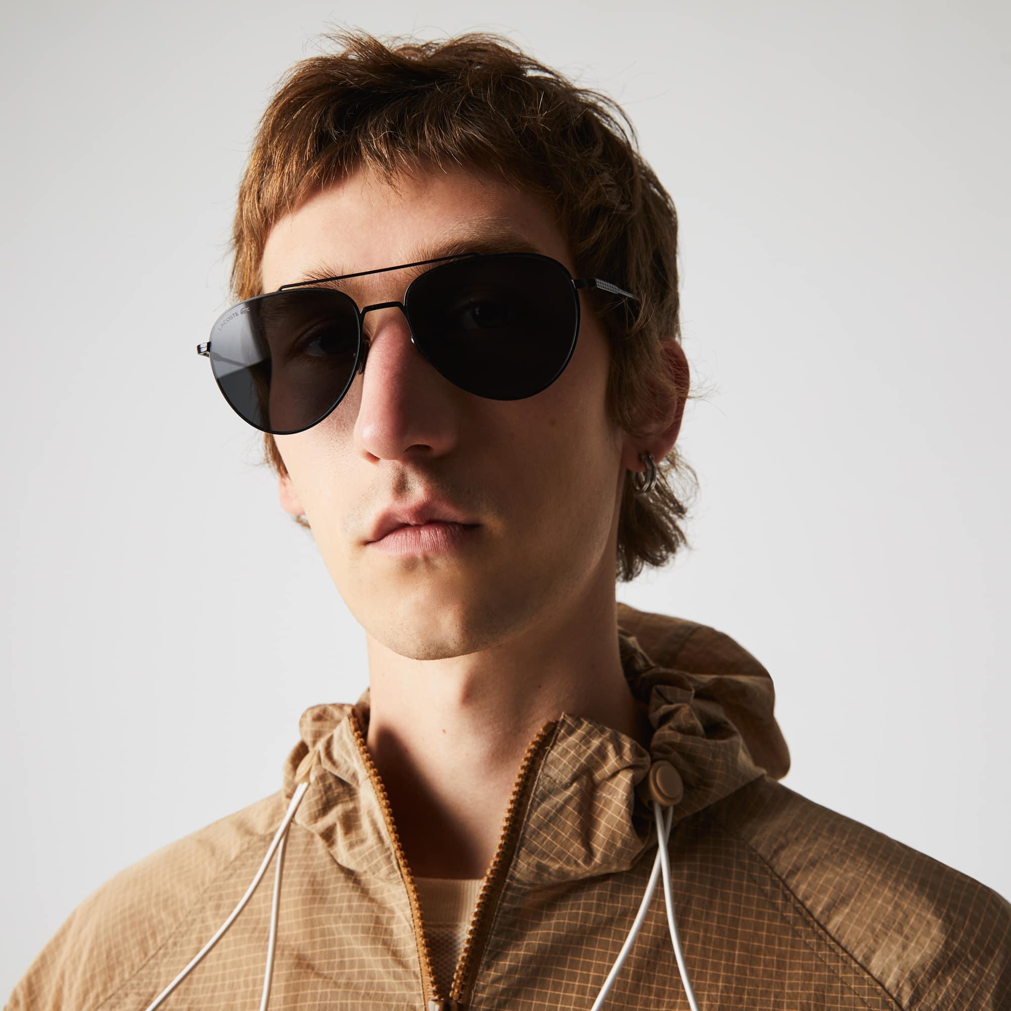 990e7d3ea3 Unisex Petit Piqué Sunglasses with Metal Frames