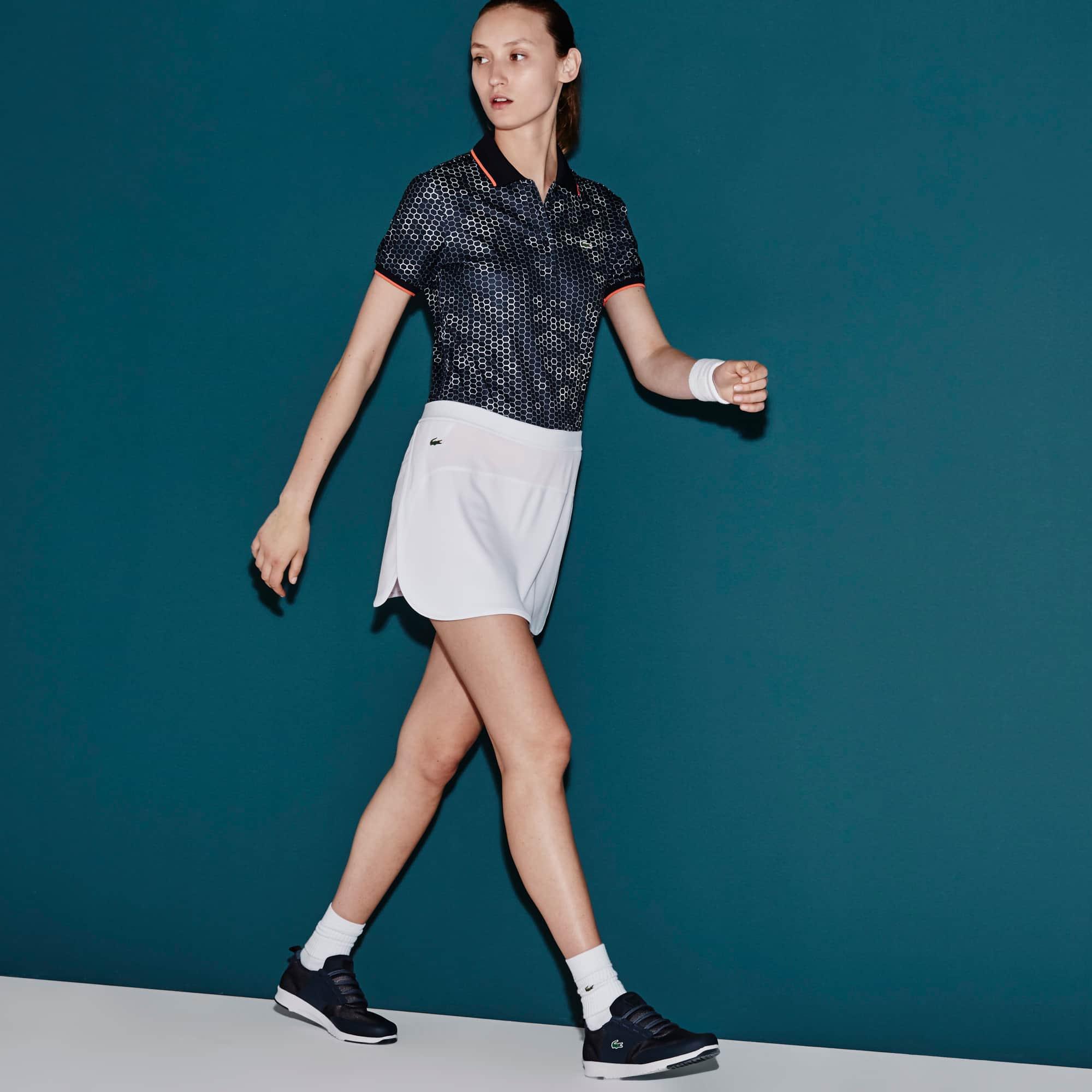 Women's SPORT Technical Jersey Color Block Tennis Skirt