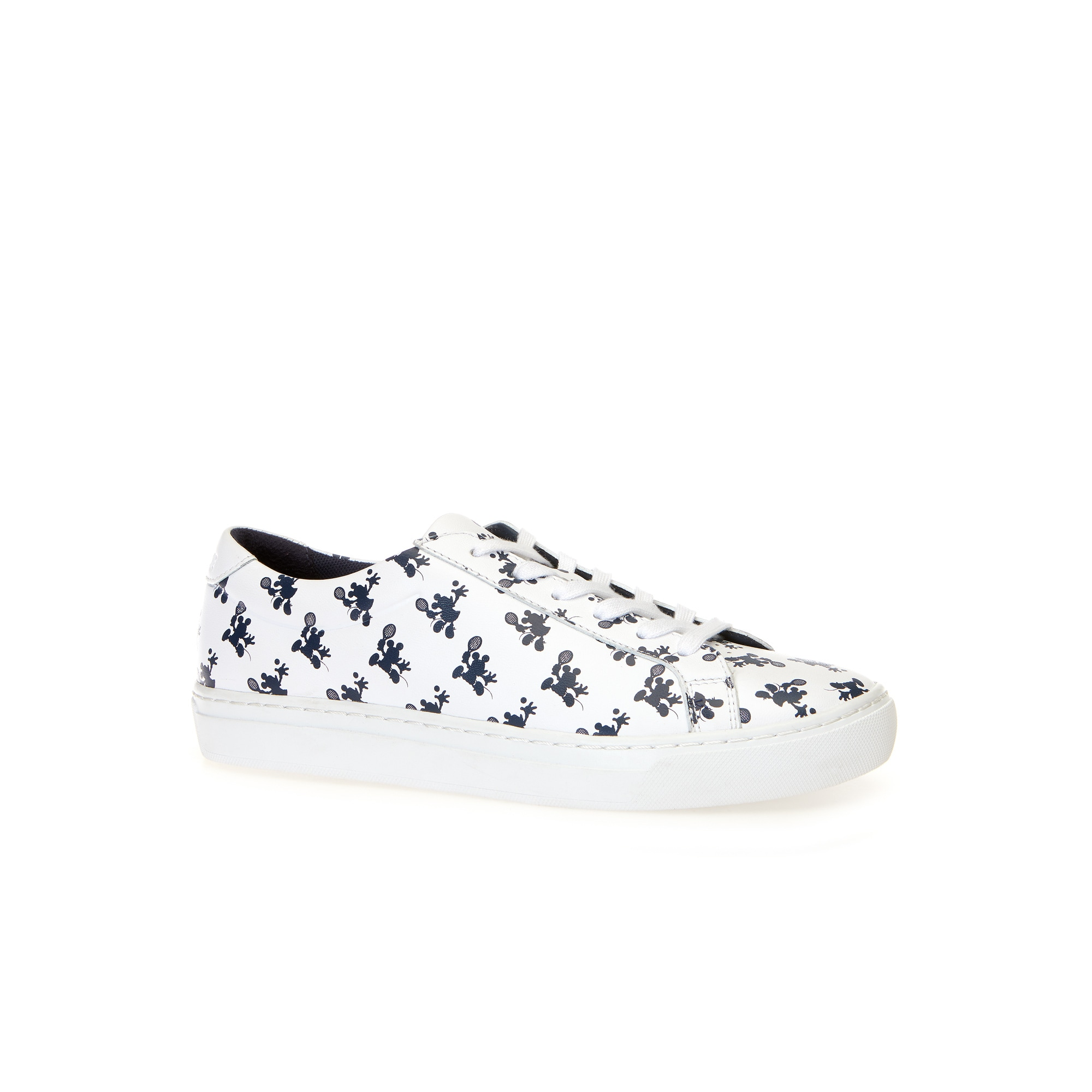 Juniors L.12.12 Lacoste Disney Mickey Trainers