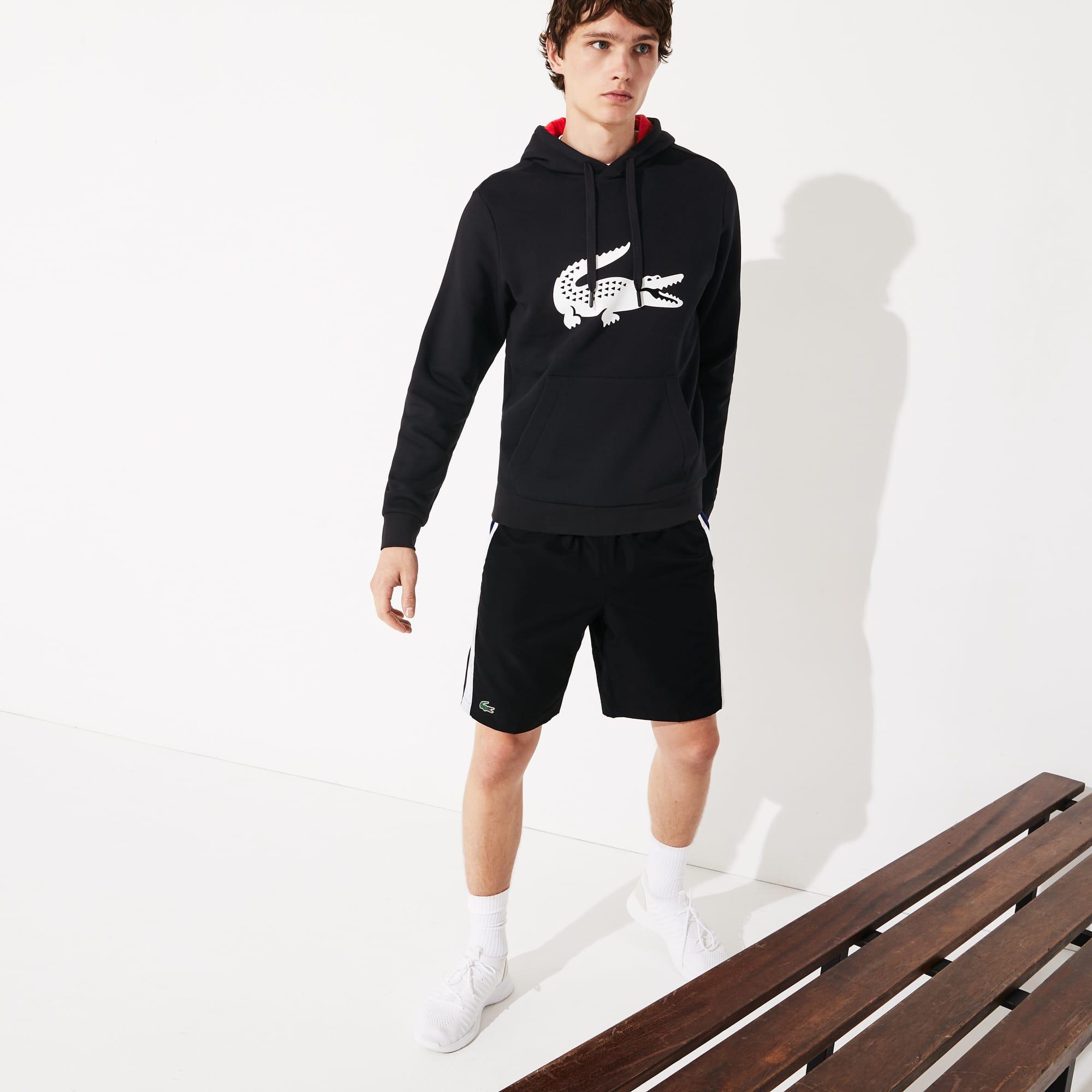 Men's SPORT Oversize Croc Fleece Hoodie