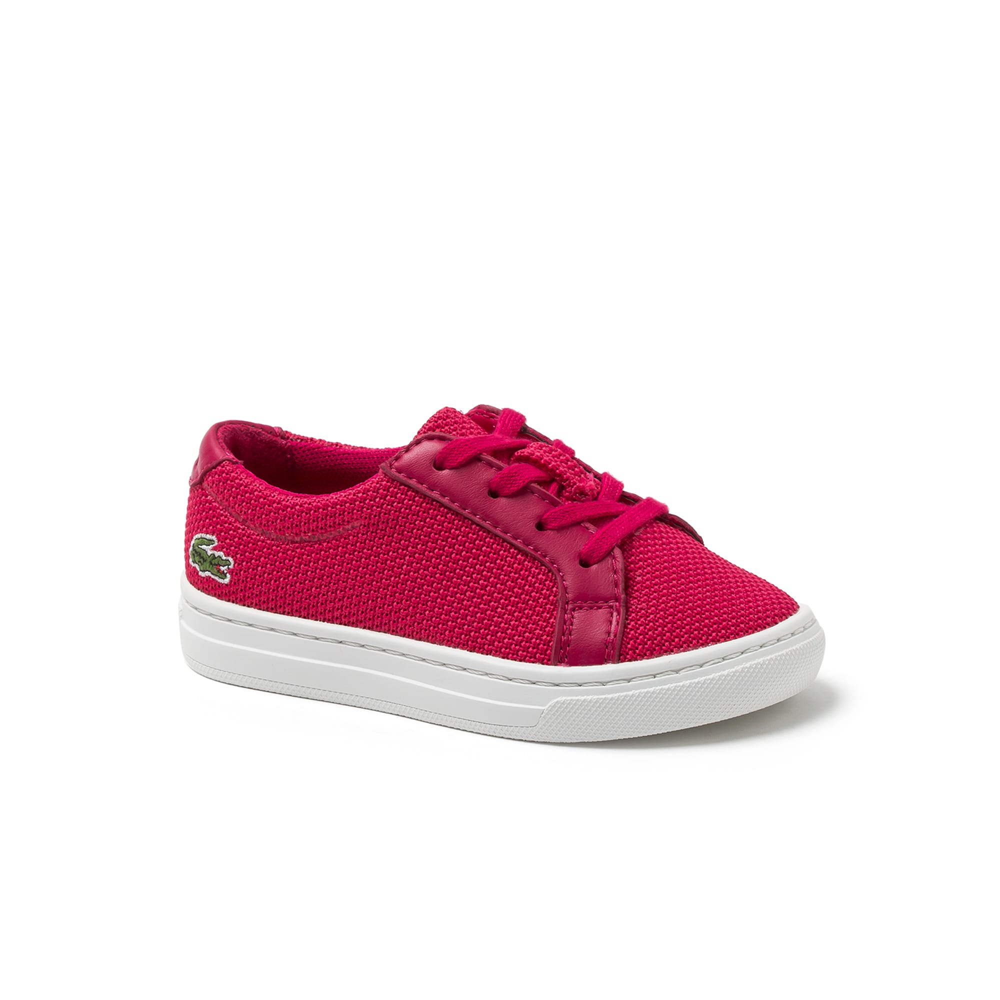 Kids' L.12.12 Textile Sneakers