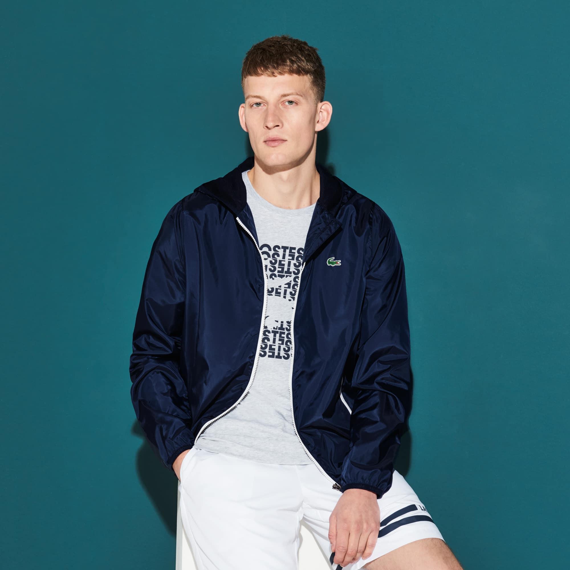 Men's SPORT Water-Resistant Tennis Jacket
