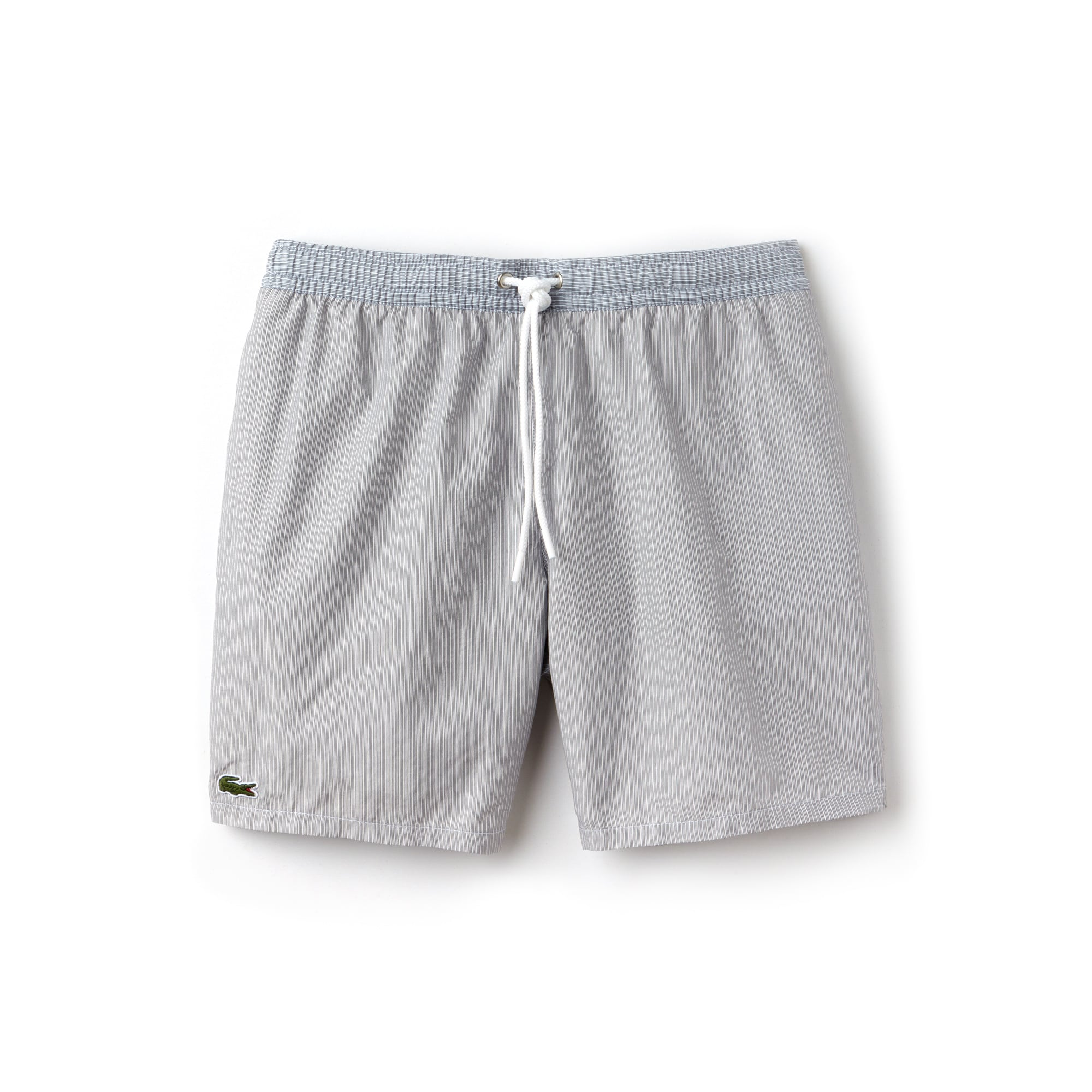 Men's Seersucker Swimming Trunks