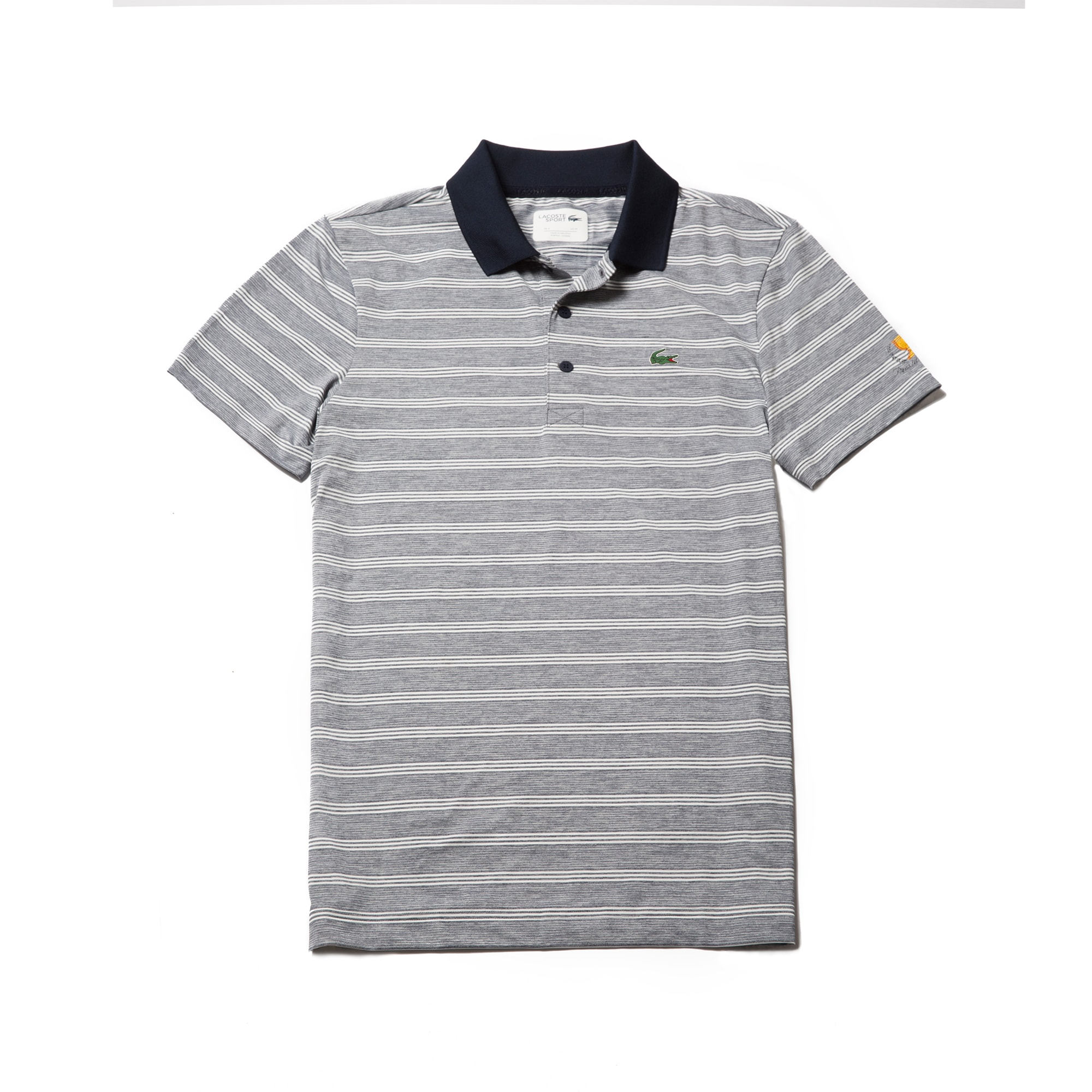 Men's  SPORT Presidents Cup Edition Contrast Neck Polo