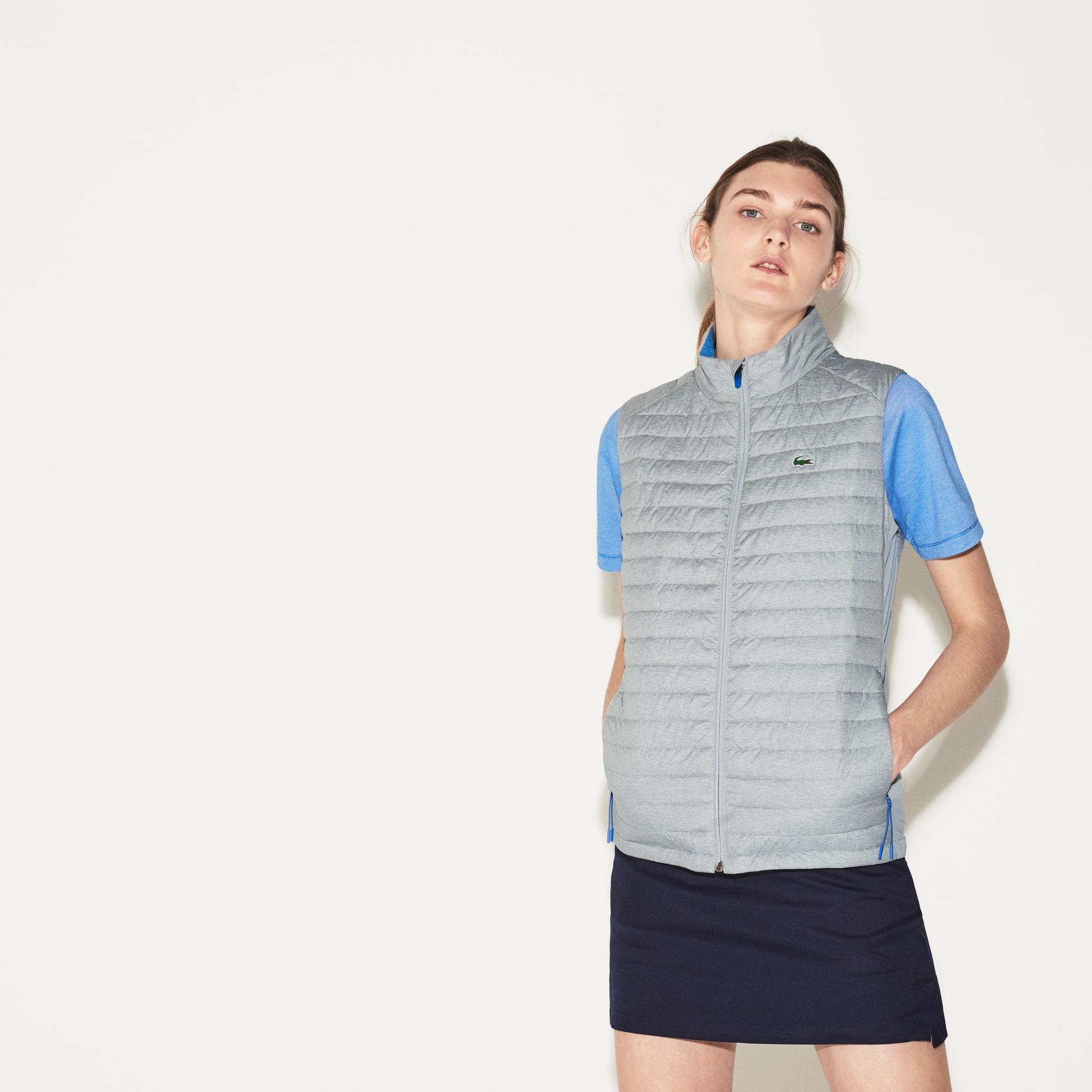 Women's SPORT Technical Taffeta Golf Quilted Vest