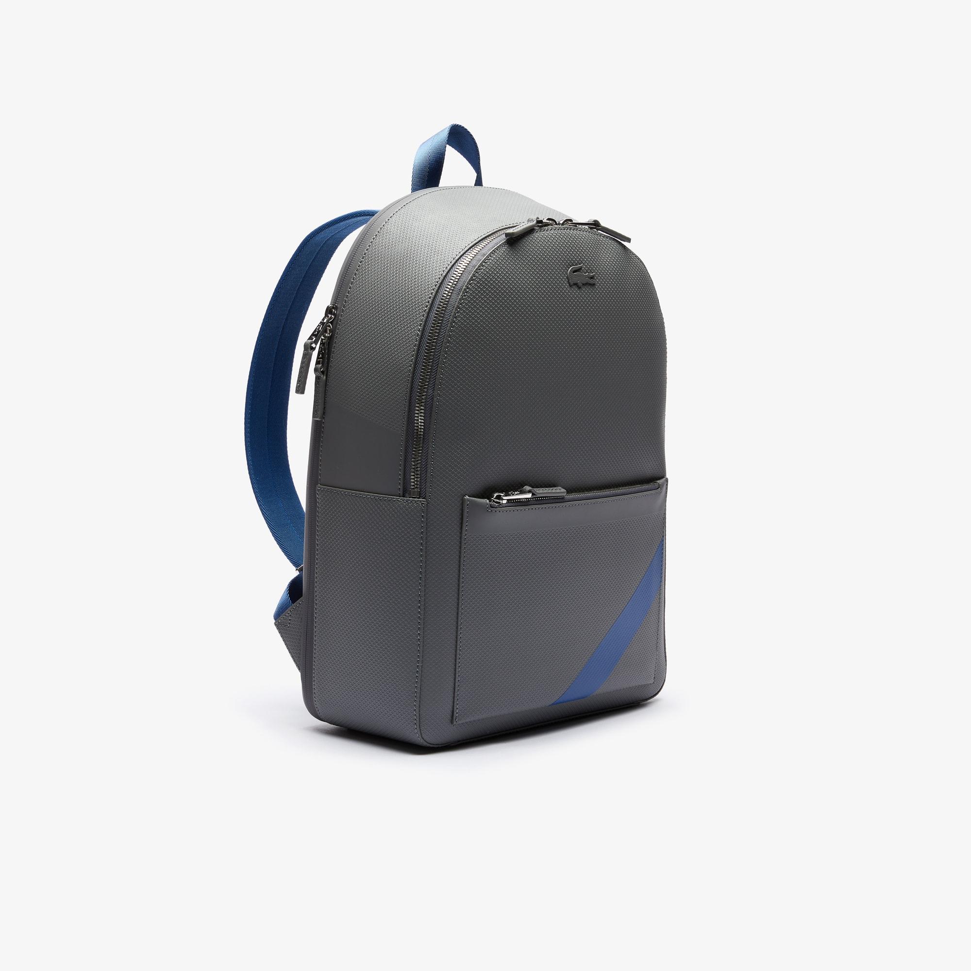 Camera backpackLaptop backpackLeather backpack women /& menCustom backpack3 sizes x 6 colorsMONOGRAMMEDFull grain leather