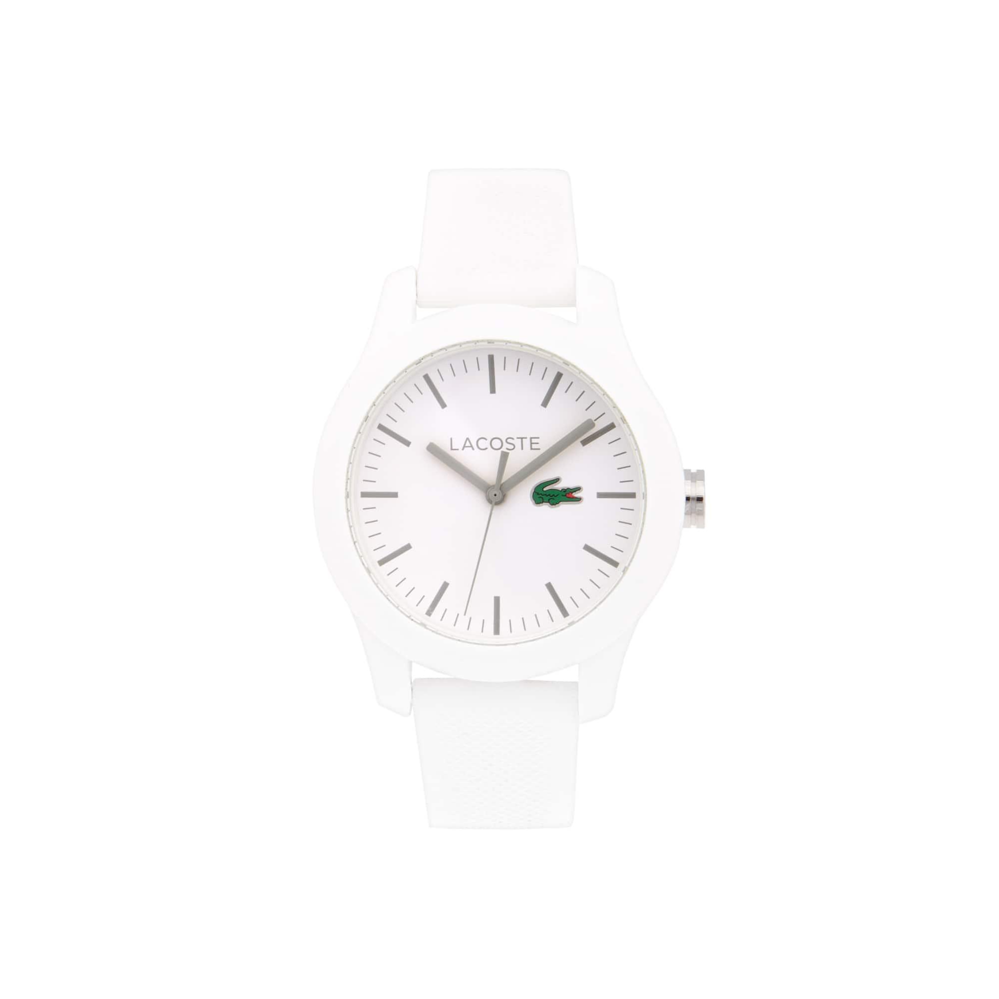Men's Lacoste 12.12 Watch - White Edition