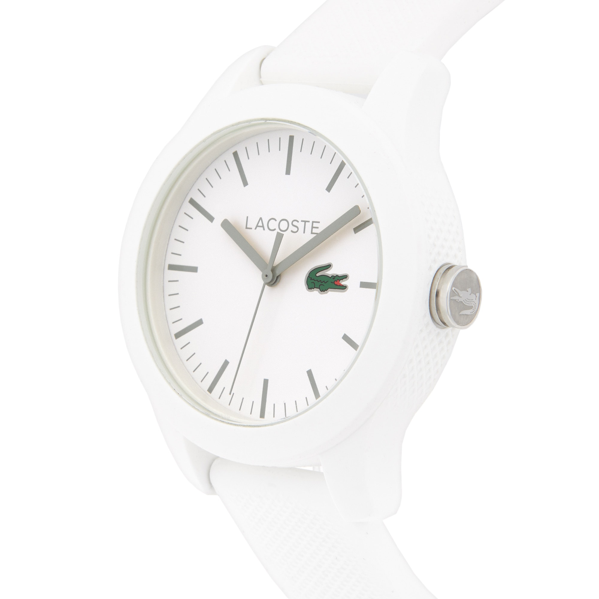 Men's Lacoste 12.12 Watch - White Edition
