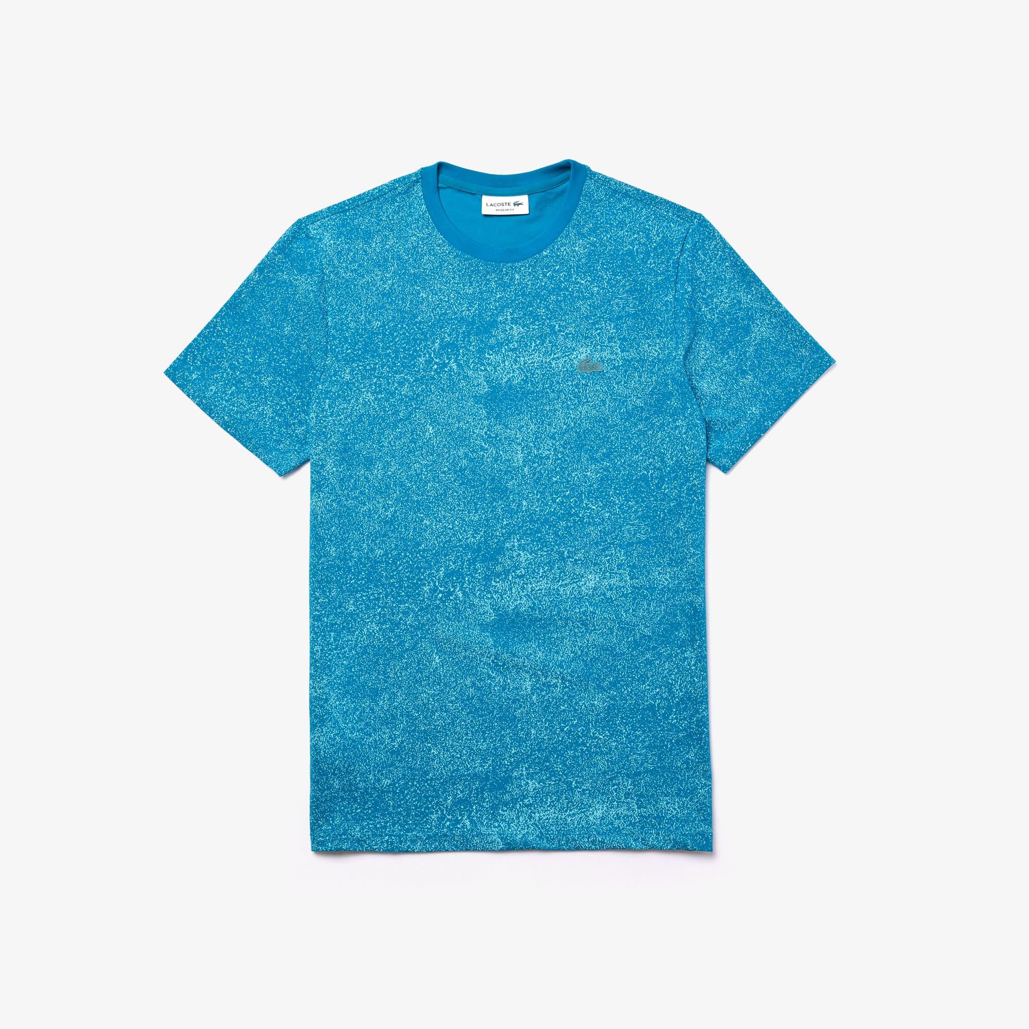 CMP T-Shirt Melange Stretch Homme T-Shirt