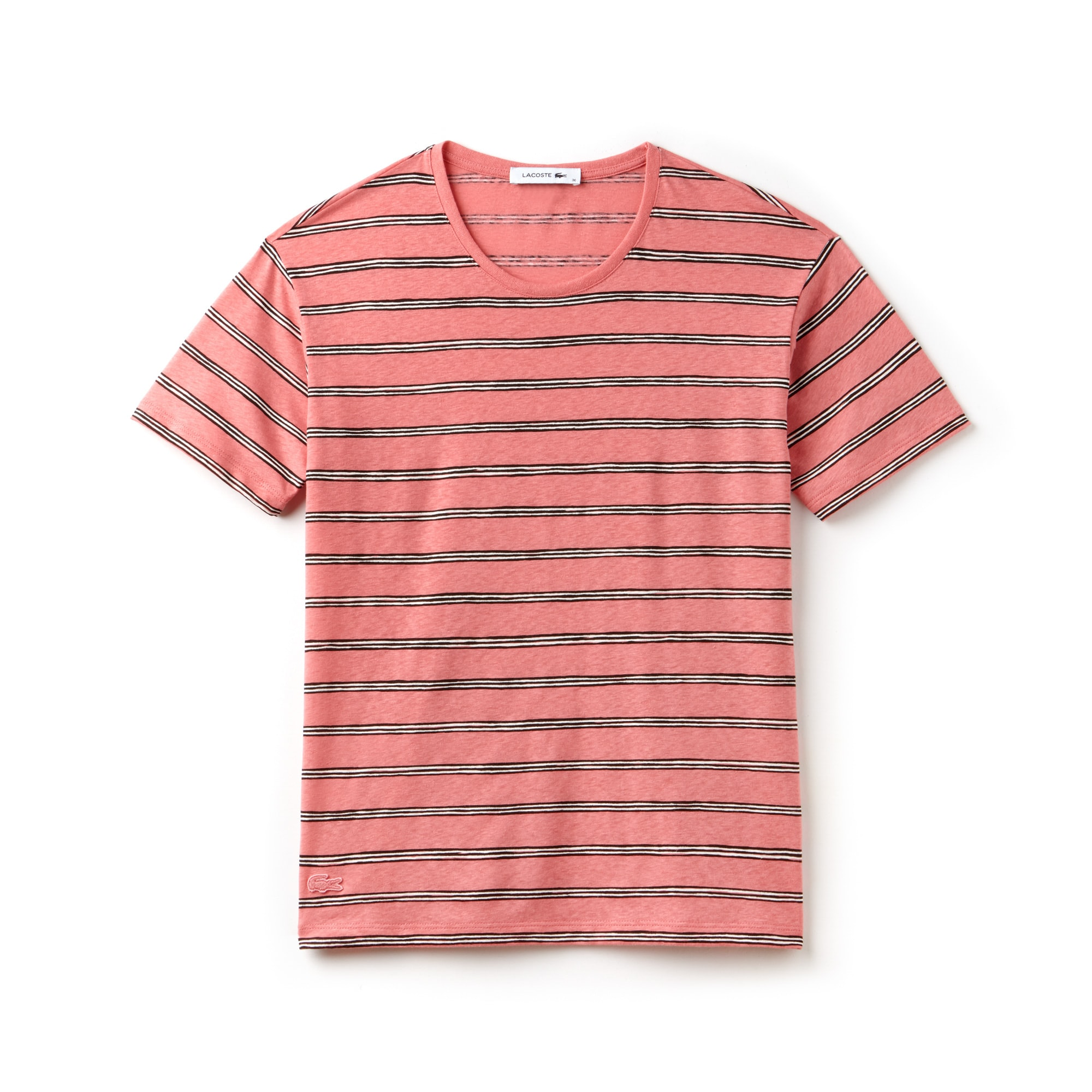 Women's Cotton And Linen T-Shirt