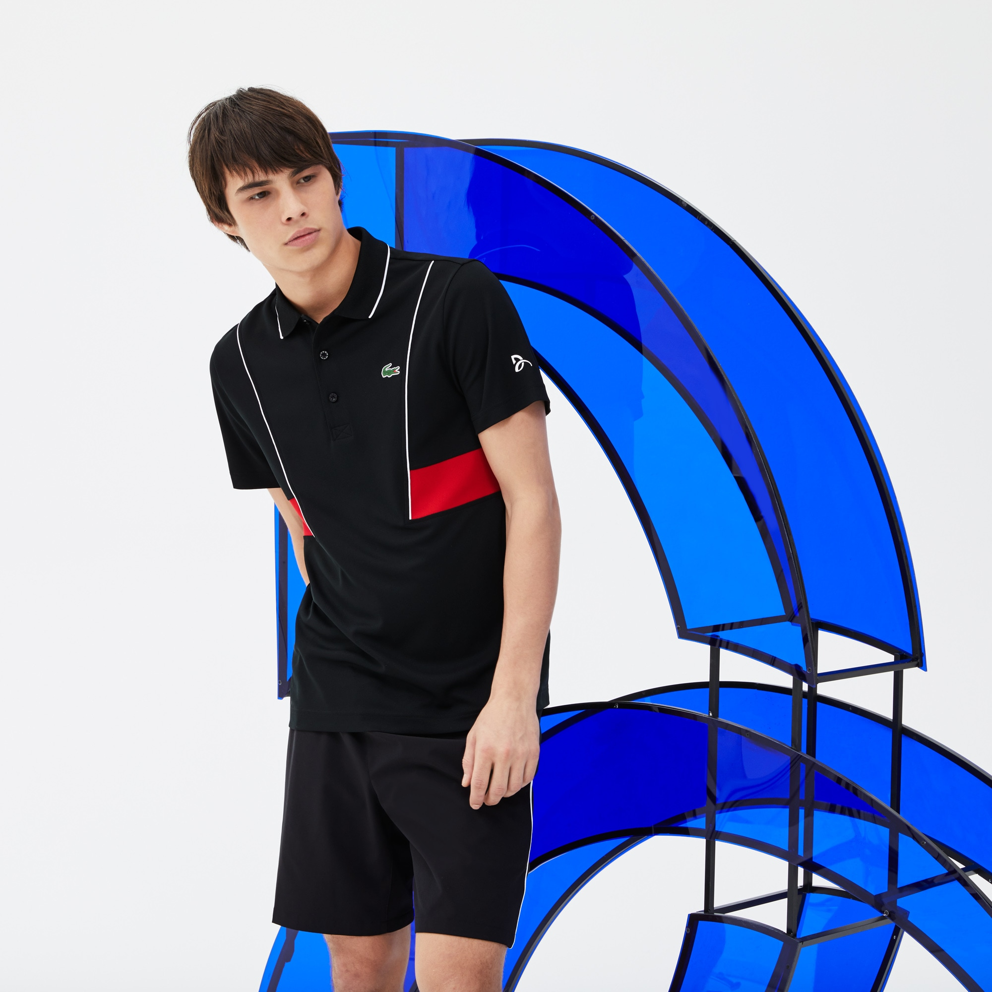 Men's SPORT Tech Piqué Polo - x Novak Djokovic