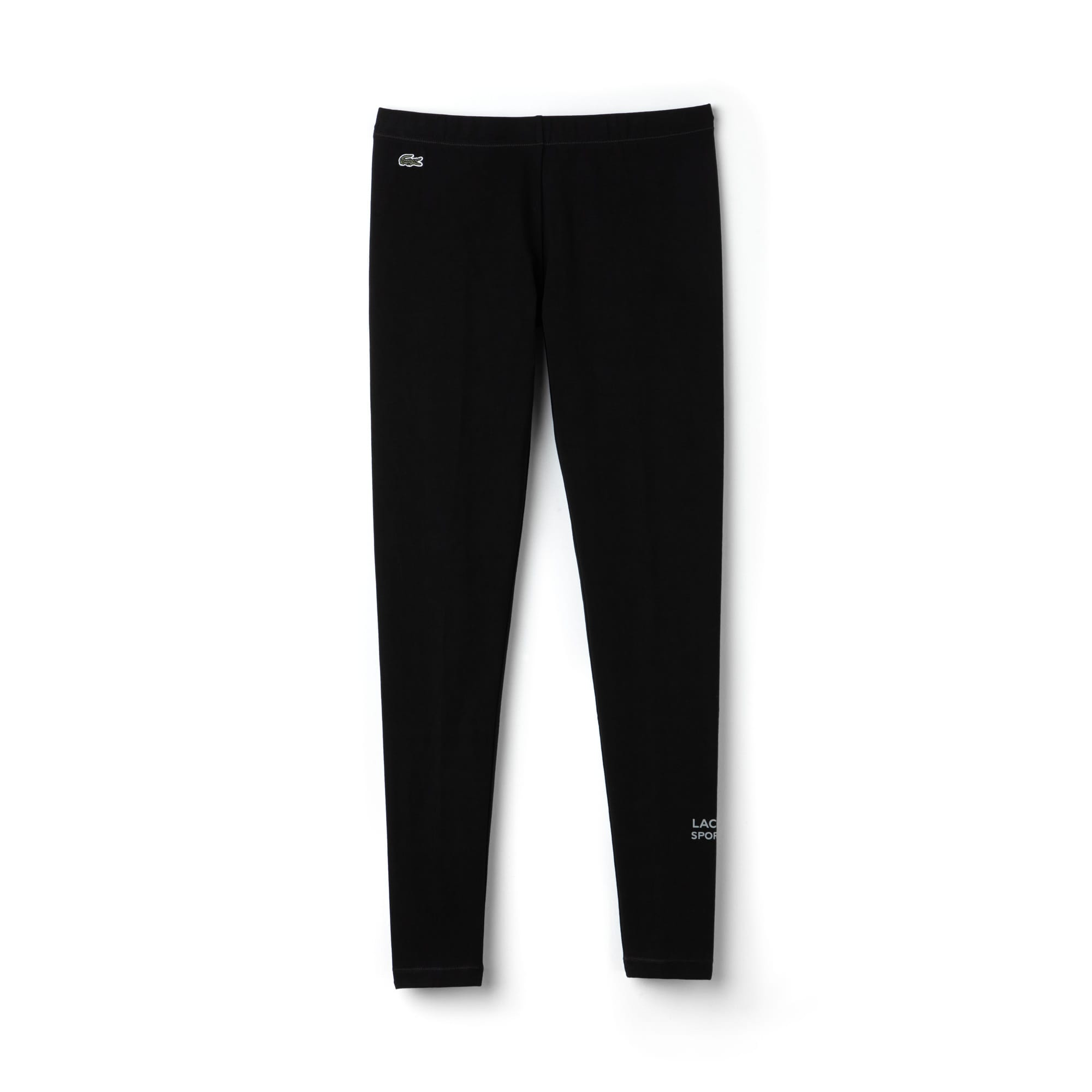 Women's Sport Stretch Jersey Tennis Leggings