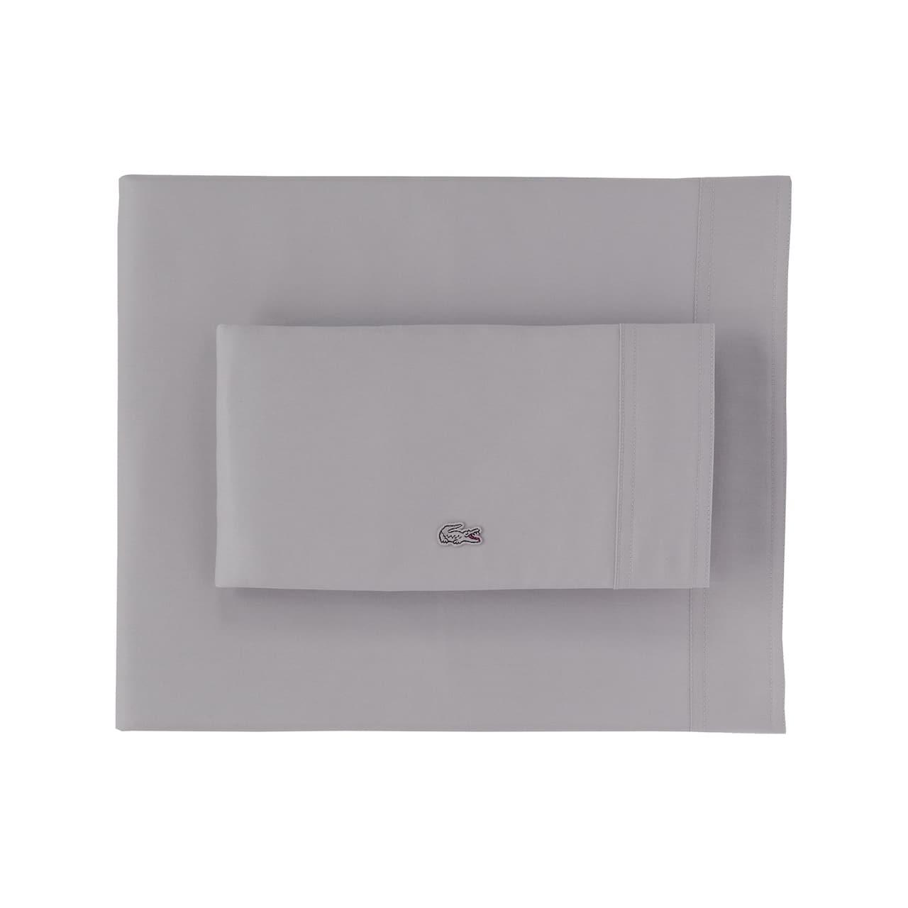 Percale Sleet Standard Pillowcase