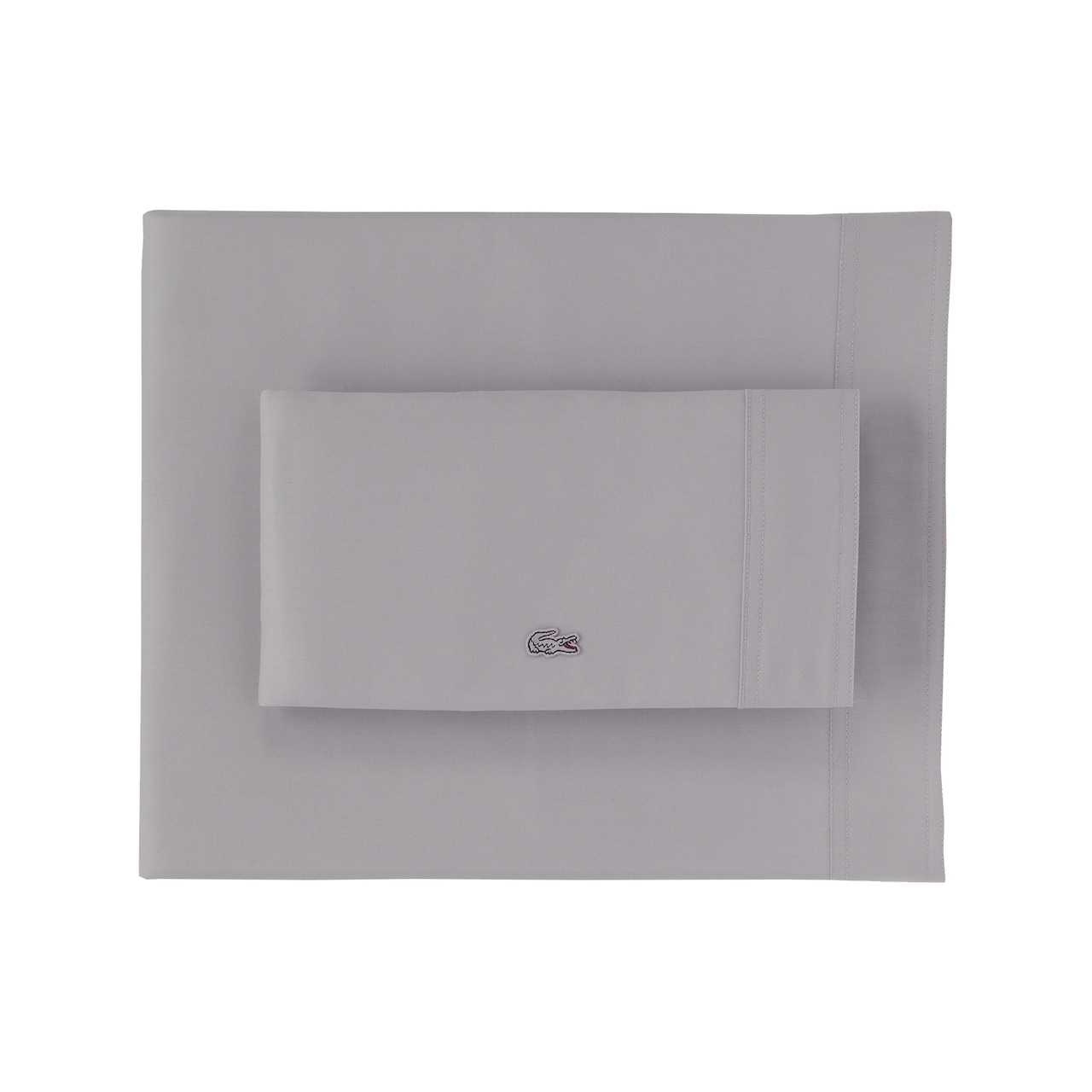 Percale Sleet King Pillowcase