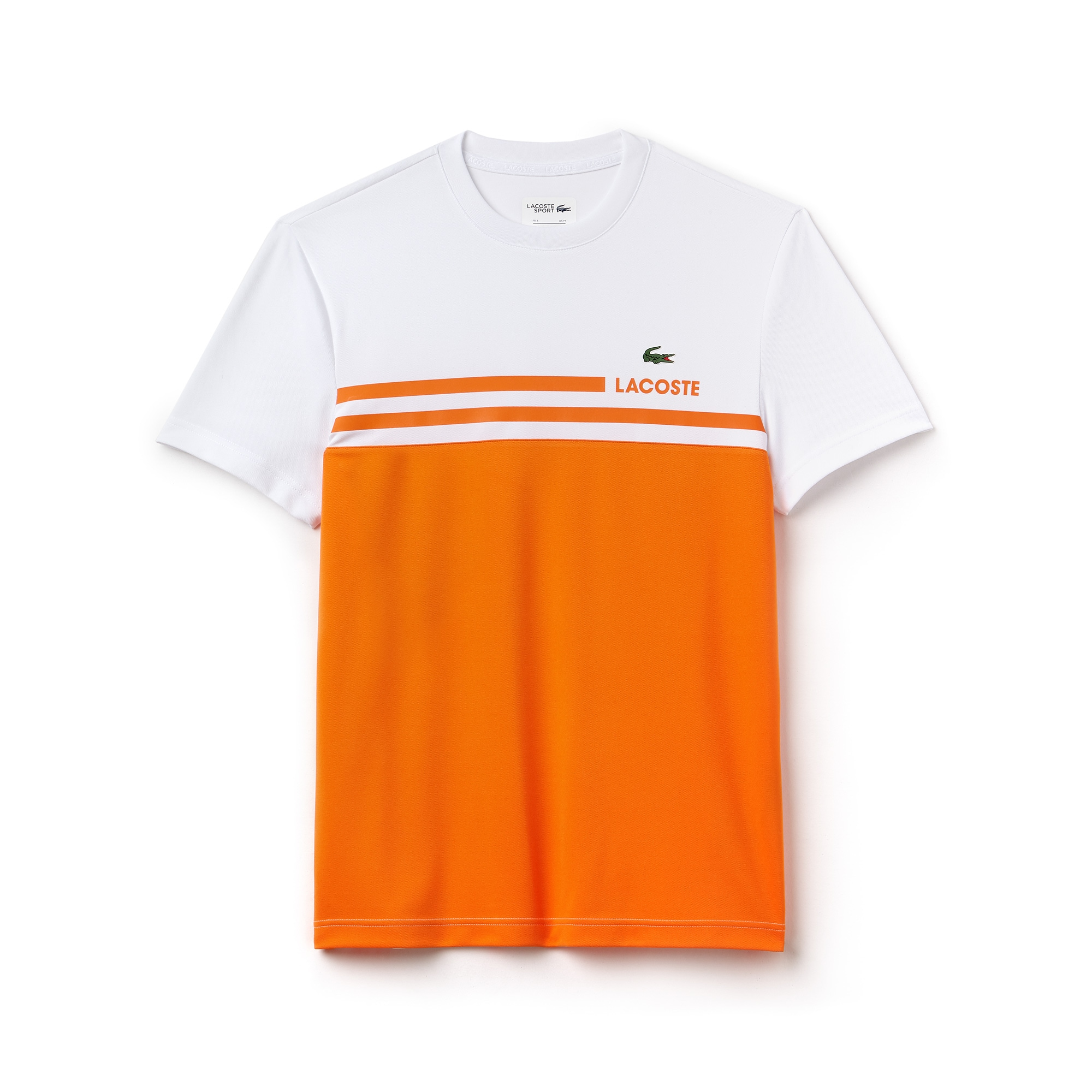 T-shirts | Men's Sport | LACOSTE SPORT