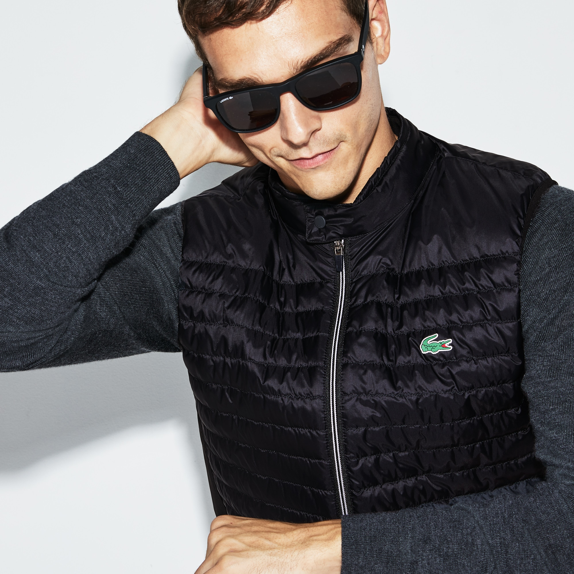 26a84d4a2 Men's Jackets and Coats   Lacoste Outerwear   LACOSTE