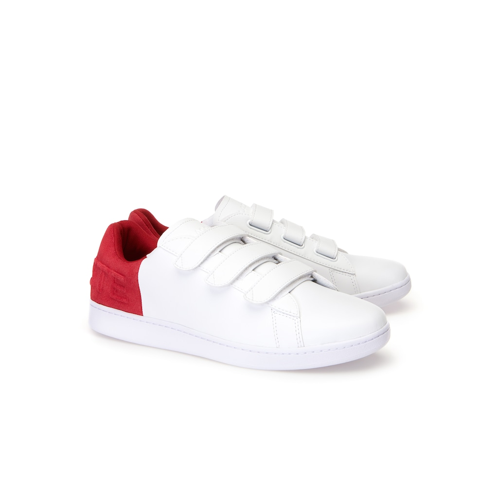 7118cb5ee731 Men s Carnaby Evo Strap Leather and Suede Trainers