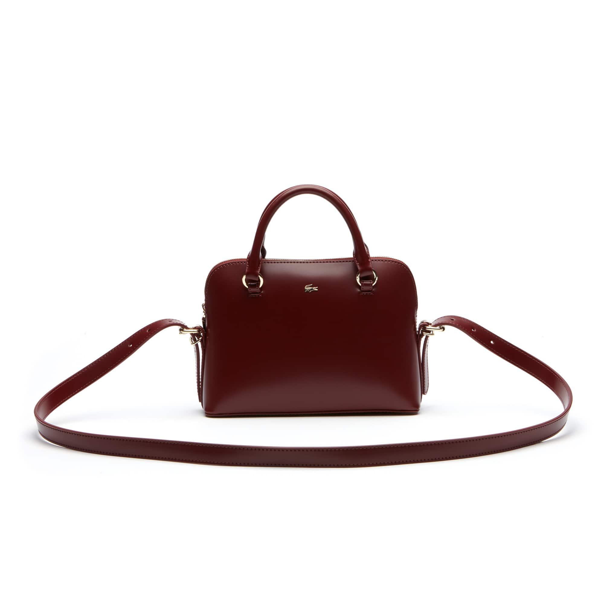 Women's Mini Golf Glazed Leather Bugatti Bag
