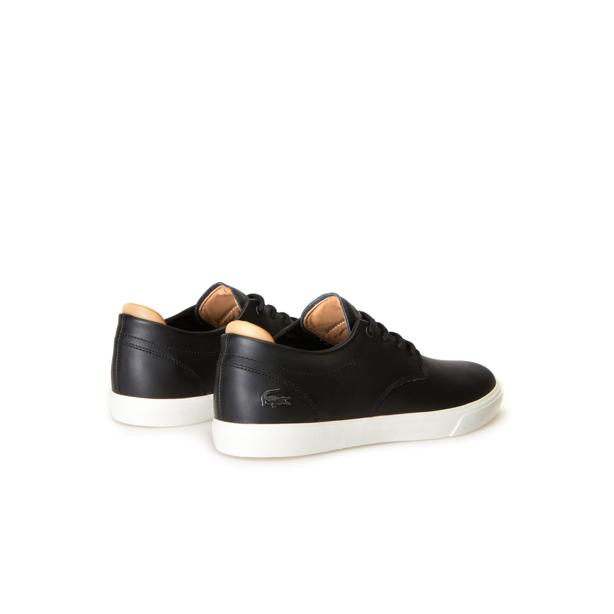 Espere Nappa Leather Sneakers   LACOSTE
