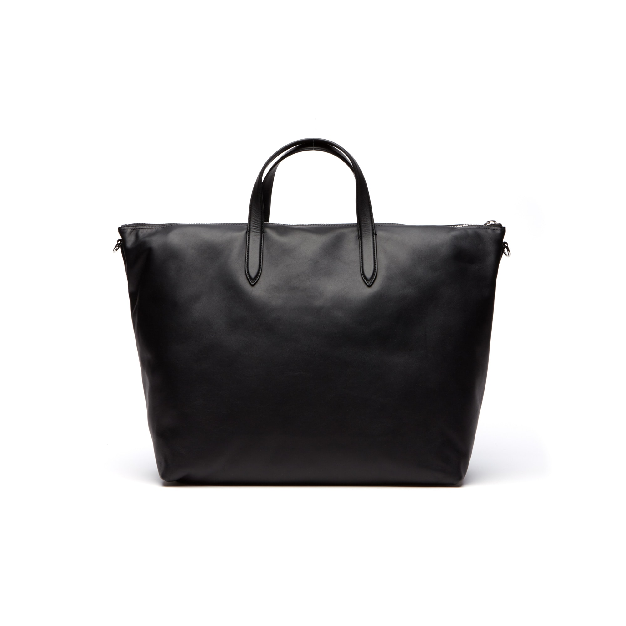 Men's L.12.12 Business Large Leather Zip Tote