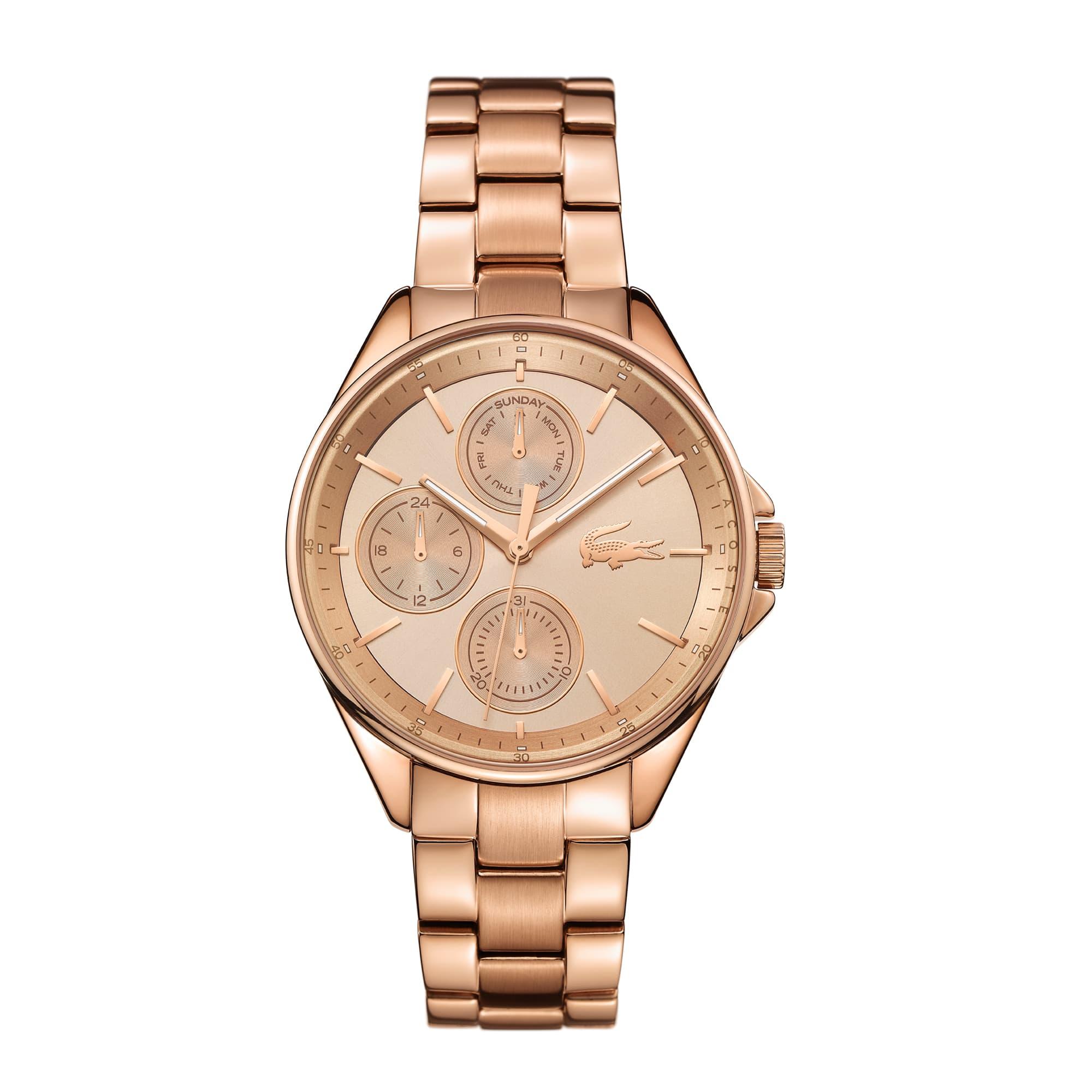 Women's Philadelphia Rose Gold Plated Bracelet Watch